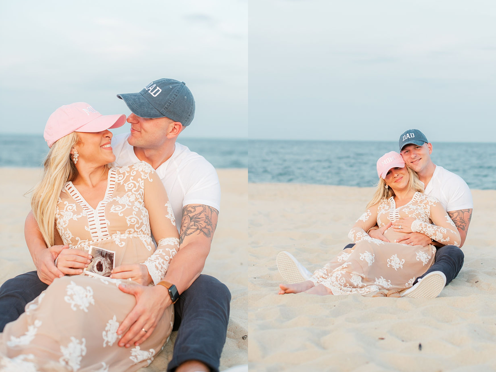 Natural and Fun Maternity Photography in Ocean City NJ by Magdalena Studios 0025