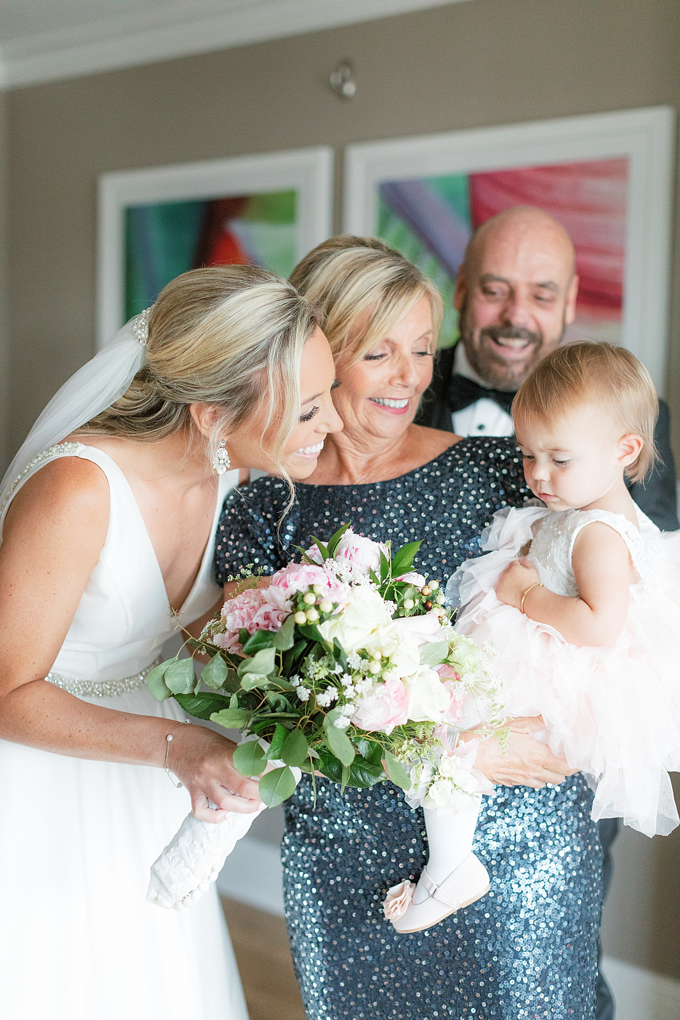 Natural and Vibrant Wedding Photography at the Reeds in Stone Harbor NJ by Magdalena Studios 0013