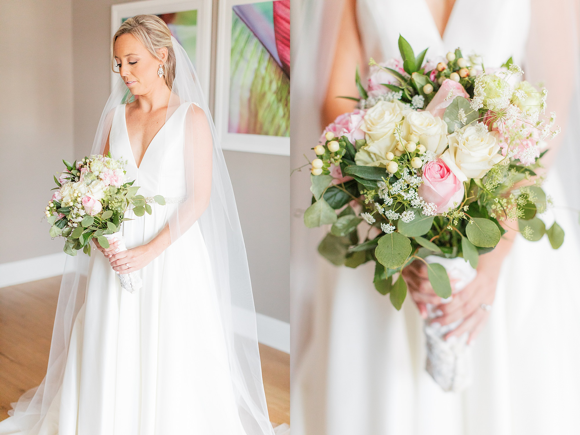 Natural and Vibrant Wedding Photography at the Reeds in Stone Harbor NJ by Magdalena Studios 0014