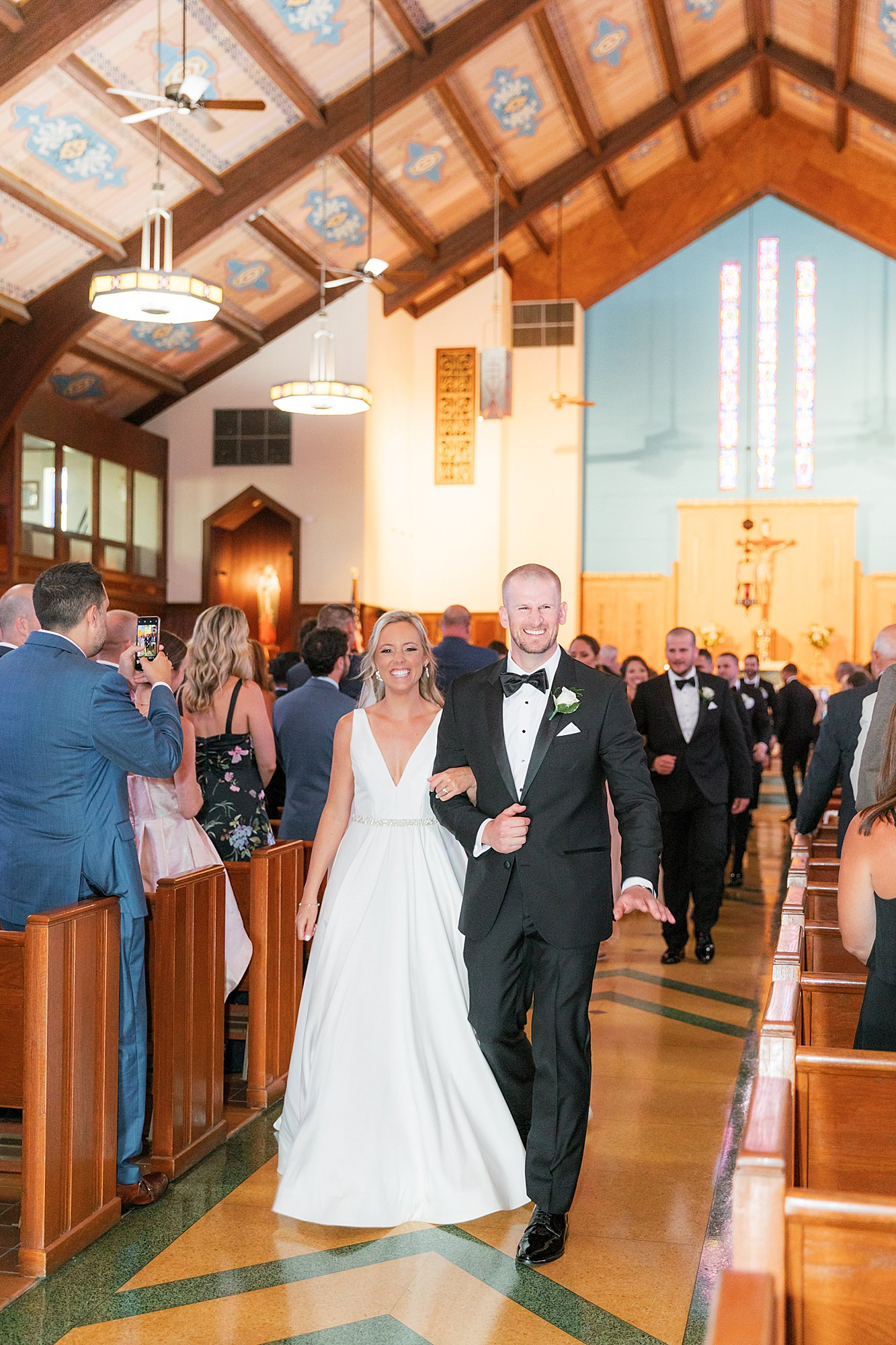 Natural and Vibrant Wedding Photography at the Reeds in Stone Harbor NJ by Magdalena Studios 0026