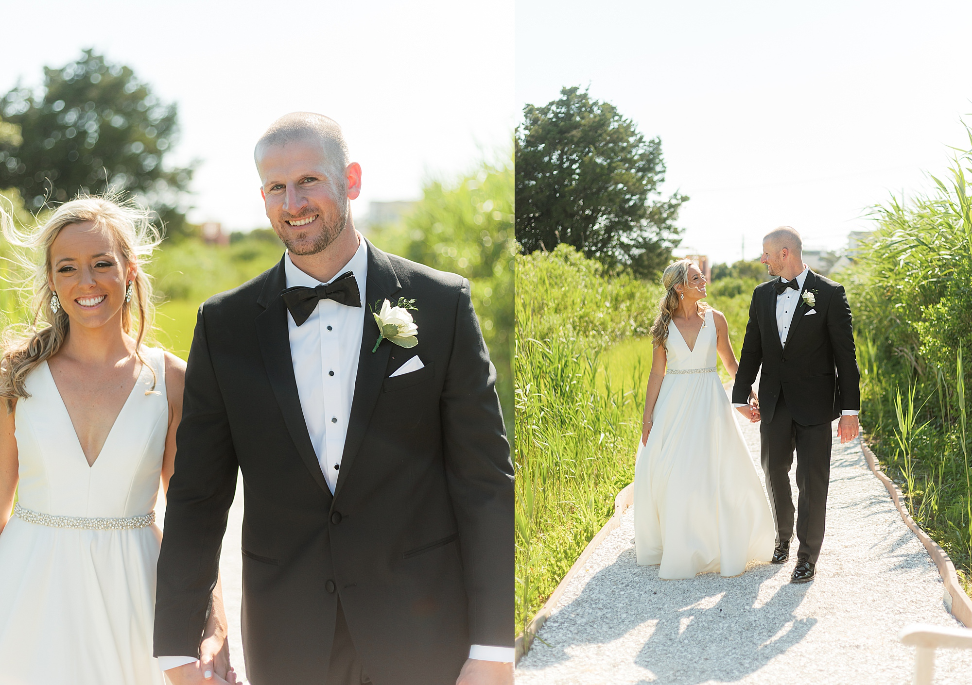 Natural and Vibrant Wedding Photography at the Reeds in Stone Harbor NJ by Magdalena Studios 0039