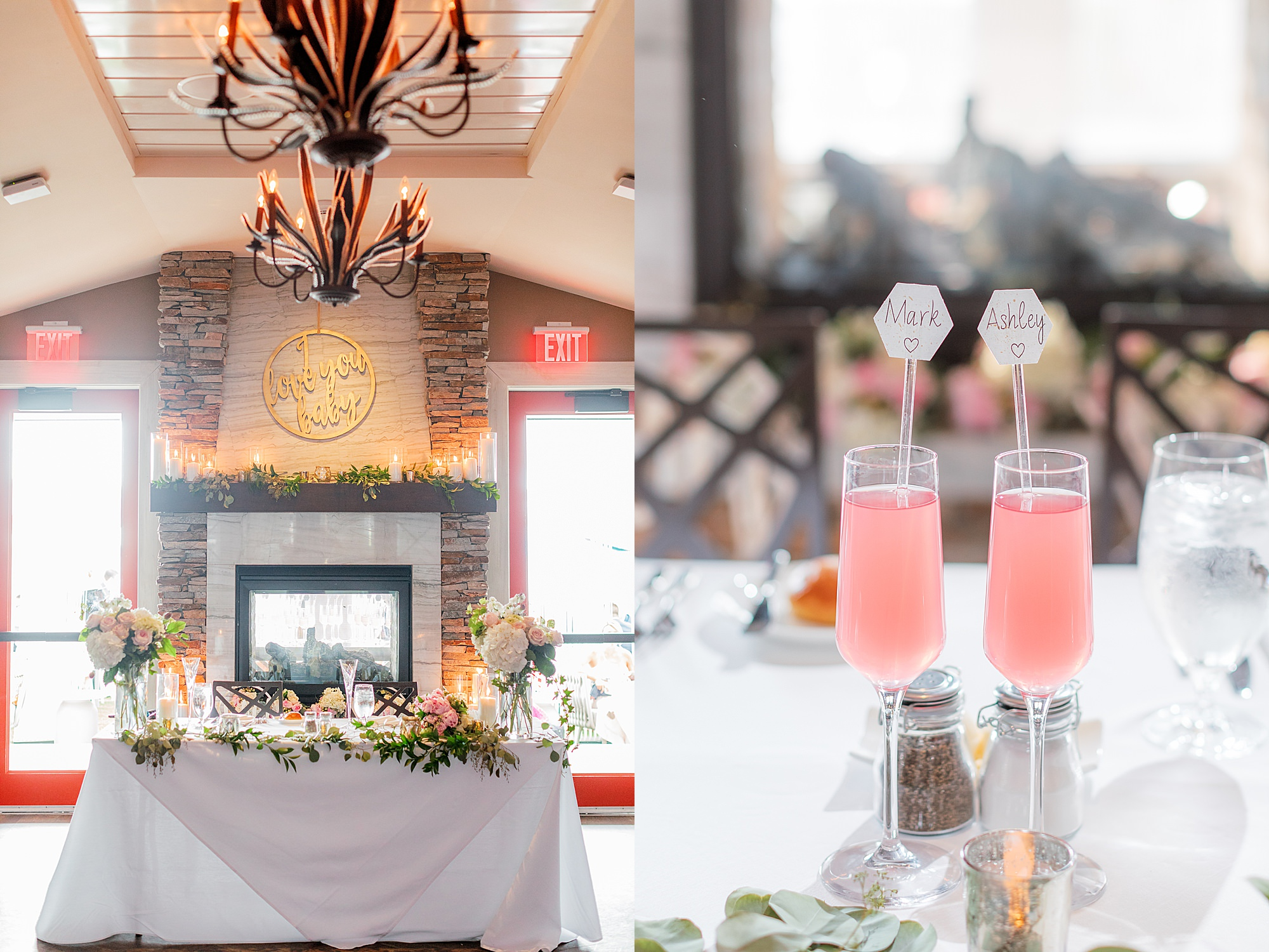 Natural and Vibrant Wedding Photography at the Reeds in Stone Harbor NJ by Magdalena Studios 0052