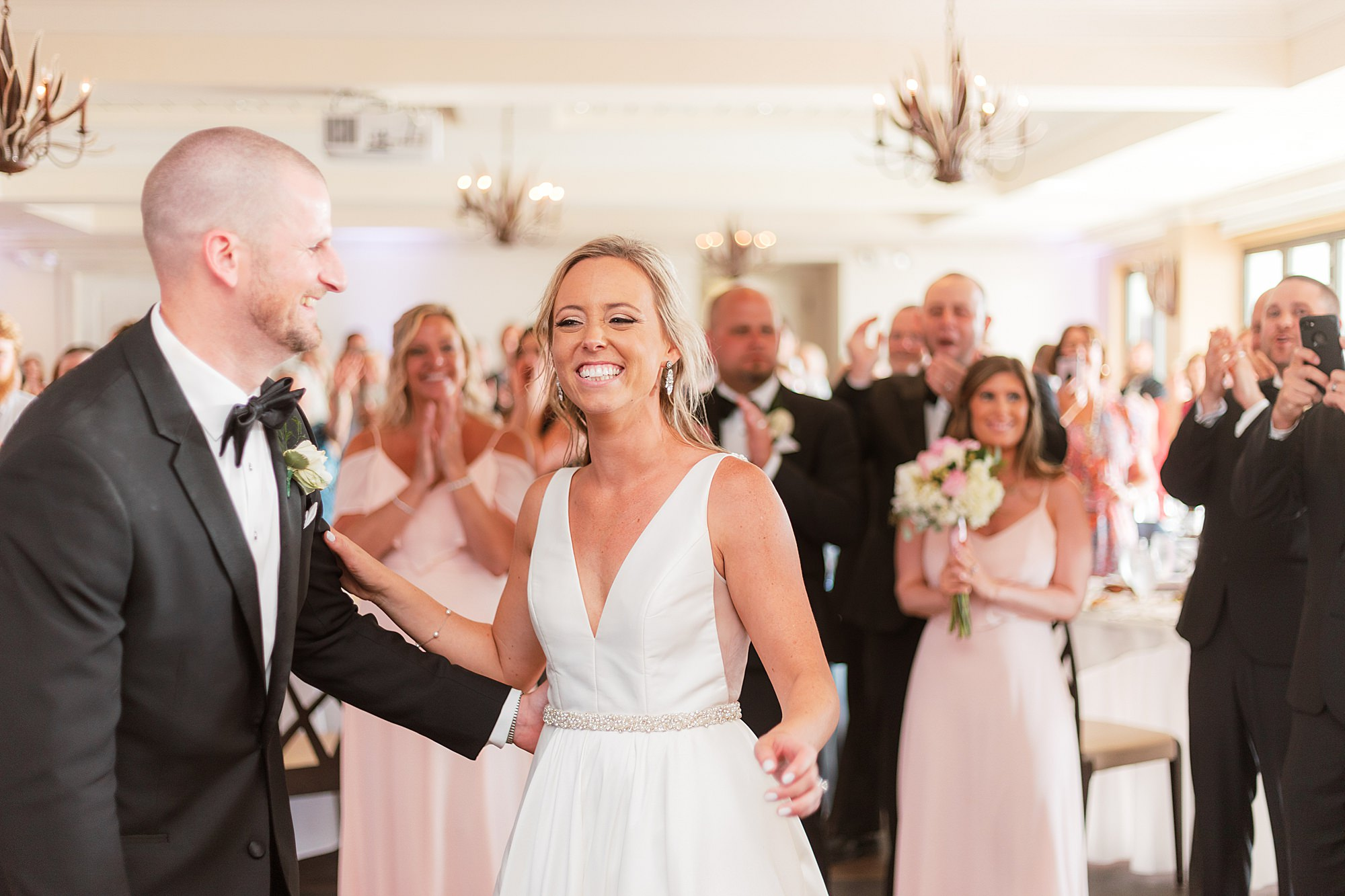 Natural and Vibrant Wedding Photography at the Reeds in Stone Harbor NJ by Magdalena Studios 0057