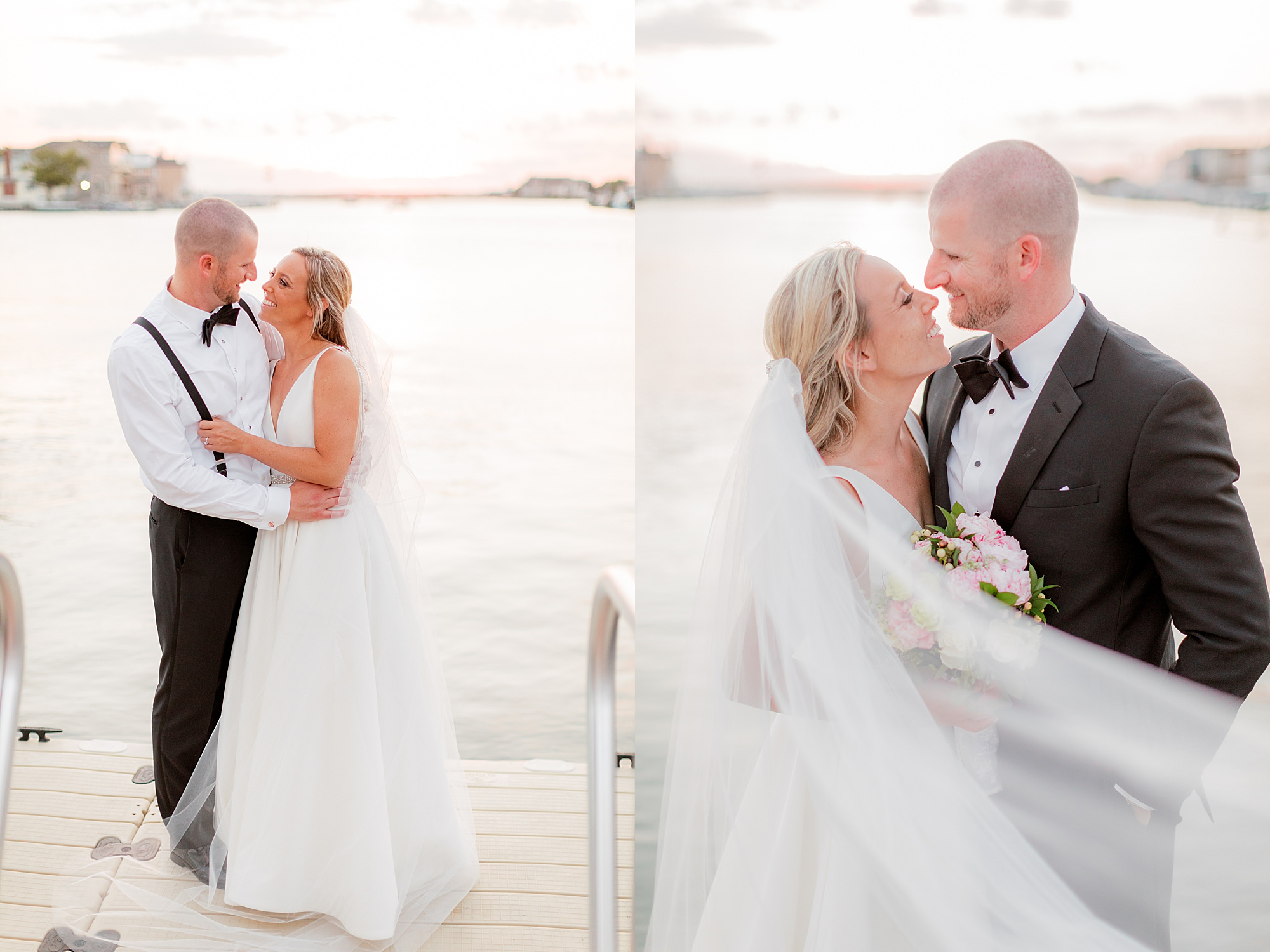 Natural and Vibrant Wedding Photography at the Reeds in Stone Harbor NJ by Magdalena Studios 0062