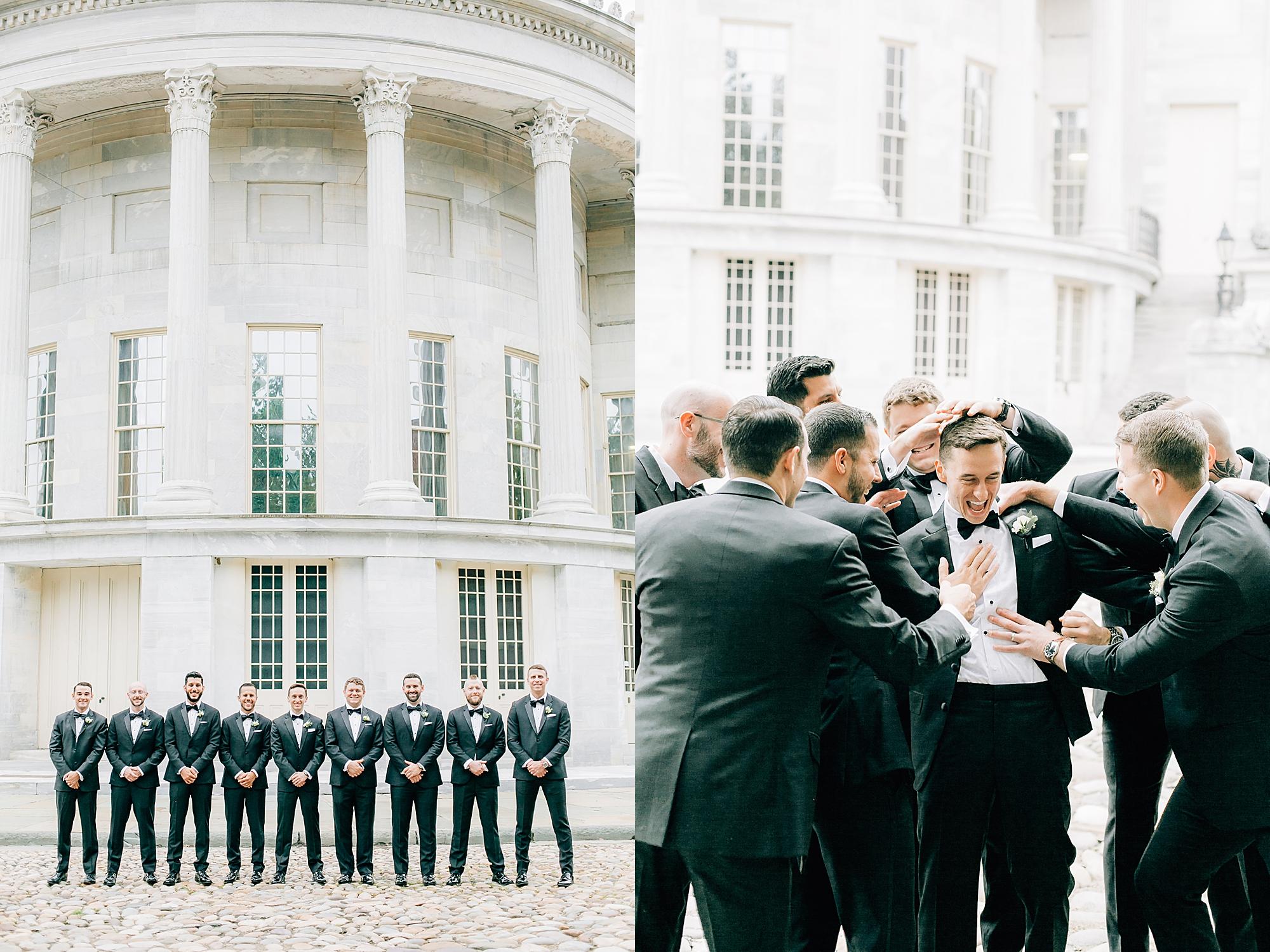 Cescaphe Philadelphia Film Wedding Photography by Magdalena Studios 28