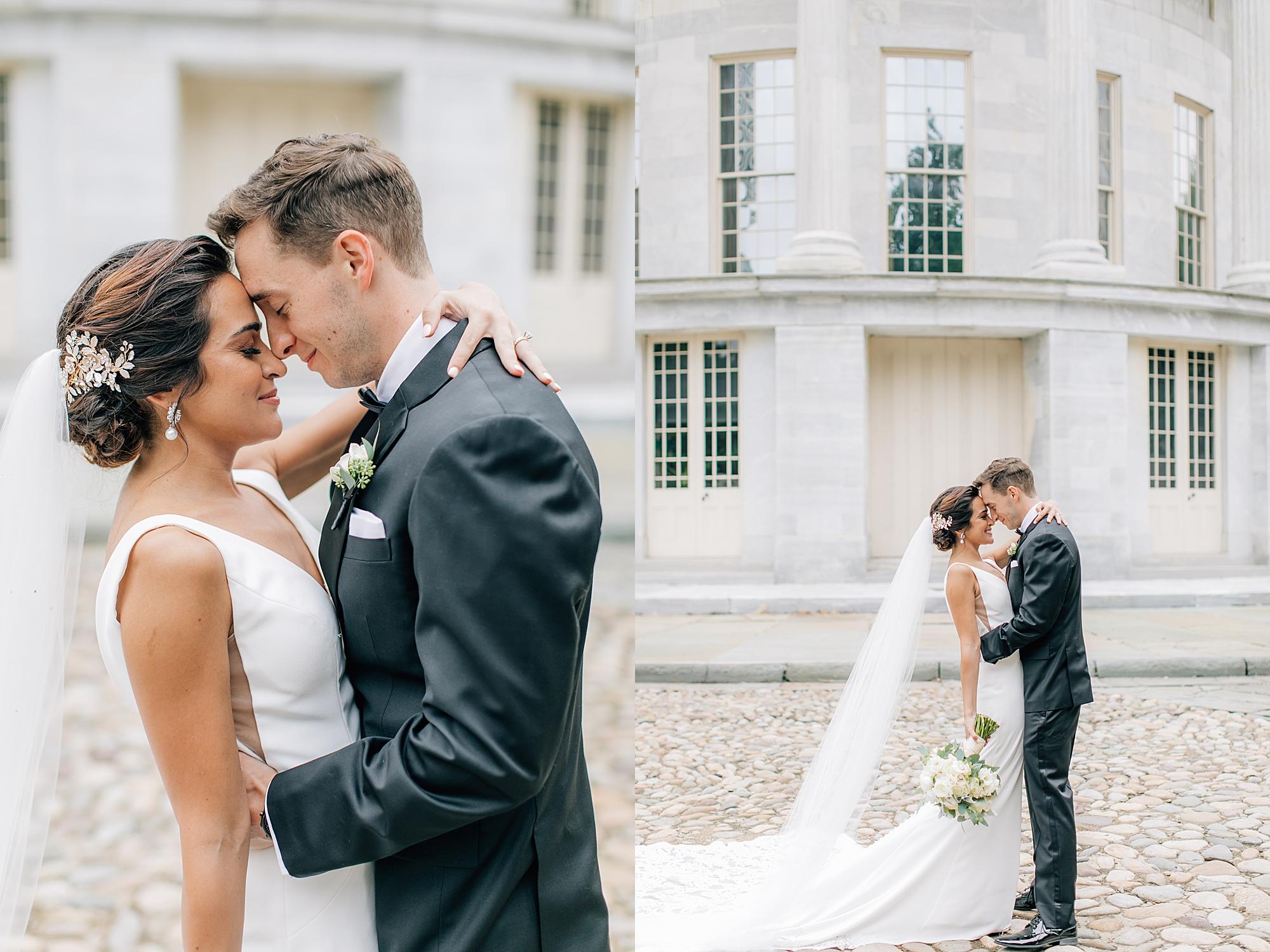 Cescaphe Philadelphia Film Wedding Photography by Magdalena Studios 30