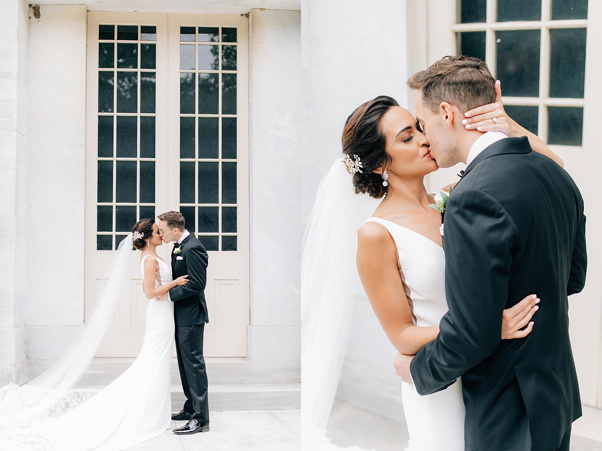 Cescaphe Philadelphia Film Wedding Photography by Magdalena Studios 34