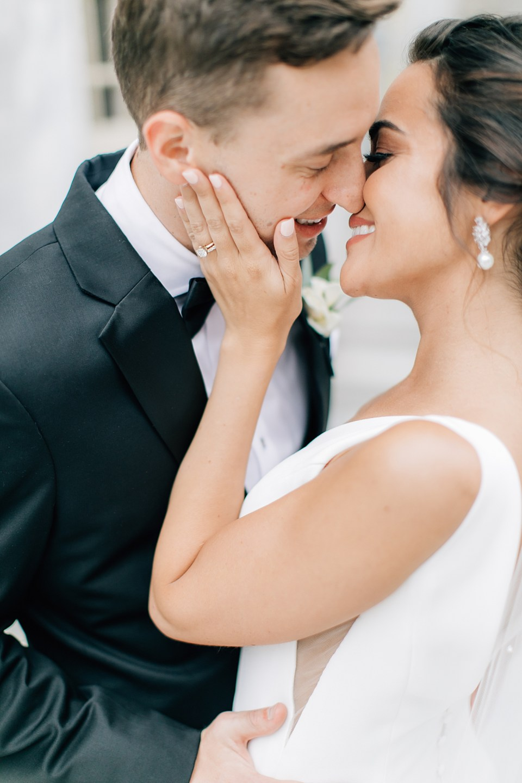 Cescaphe Philadelphia Film Wedding Photography by Magdalena Studios 36