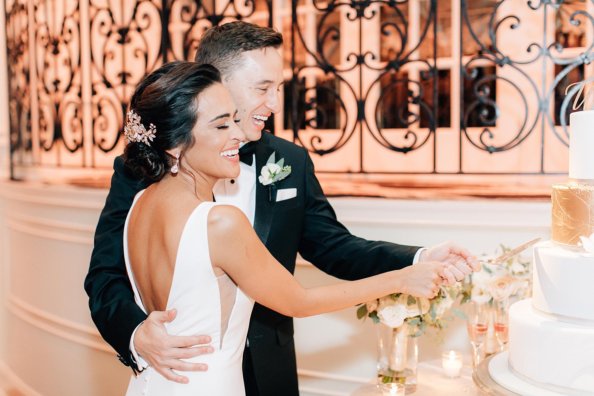 Cescaphe Philadelphia Film Wedding Photography by Magdalena Studios 46