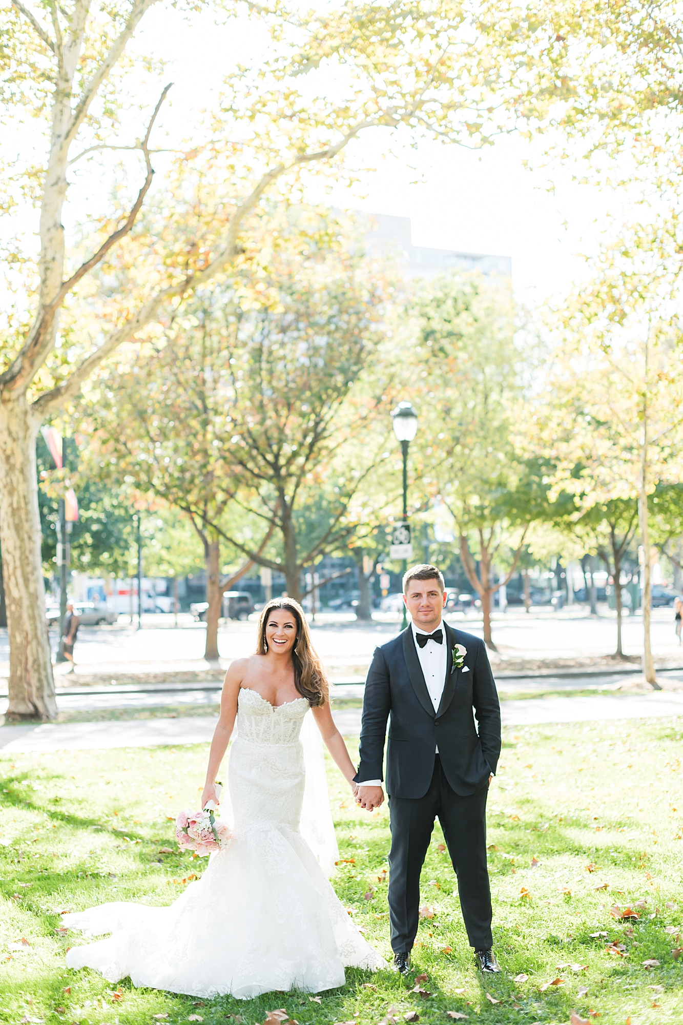 Free Library of Philadelphia Wedding Photography by Magdalena Studios 0028