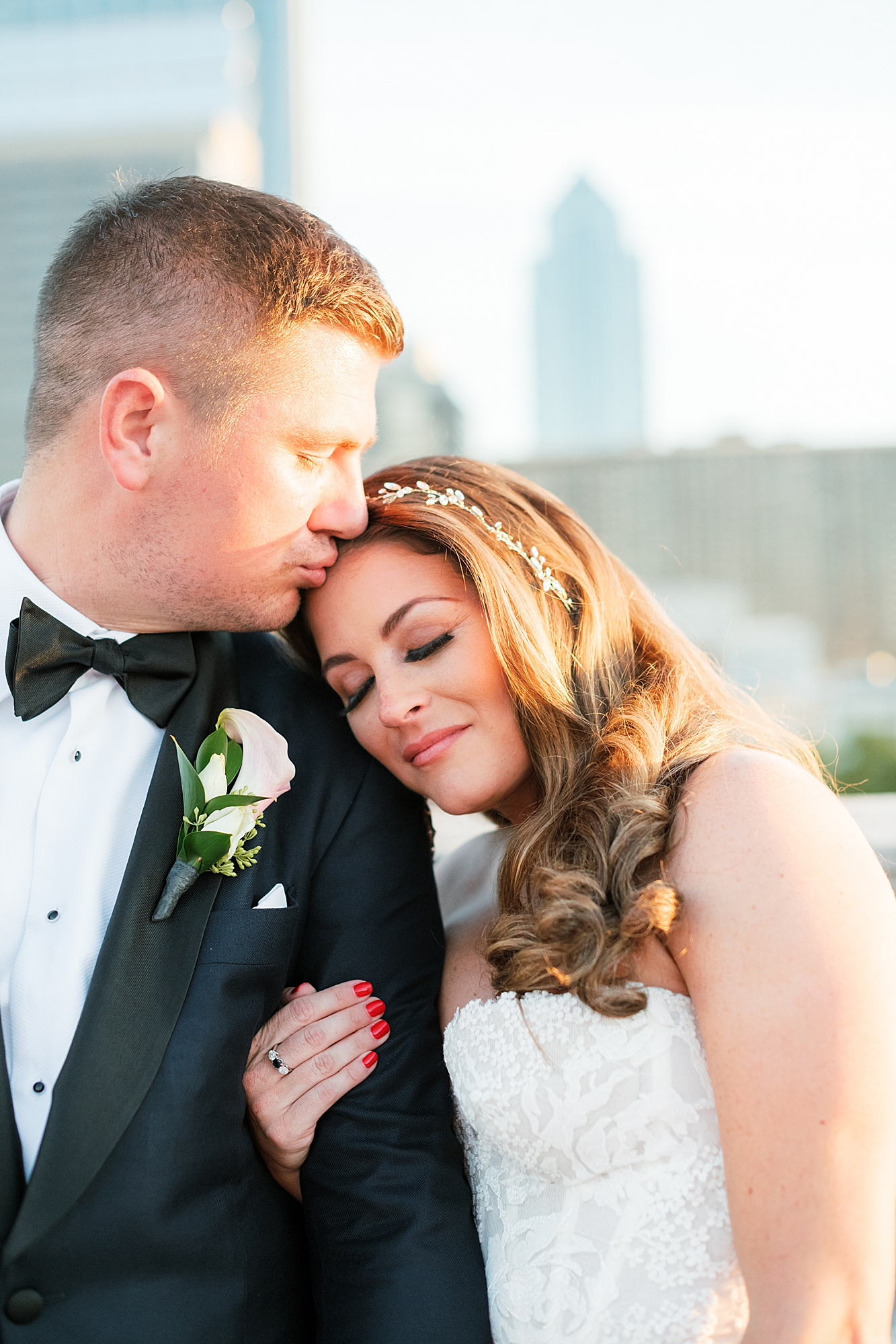 Free Library of Philadelphia Wedding Photography by Magdalena Studios 0034