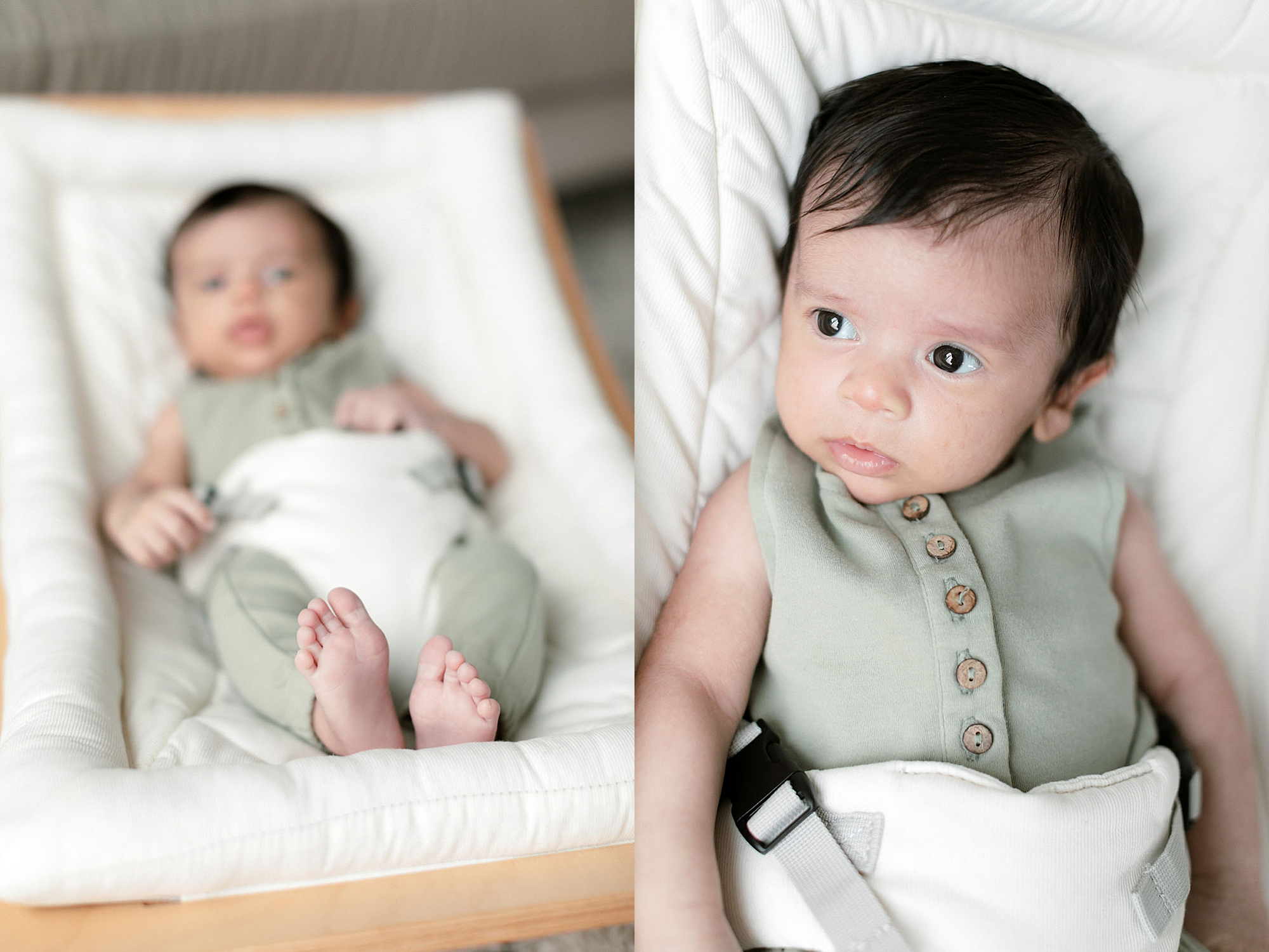 Lifestyle Home Newborn Session Family Portraits NYC by Magdalena Studios21