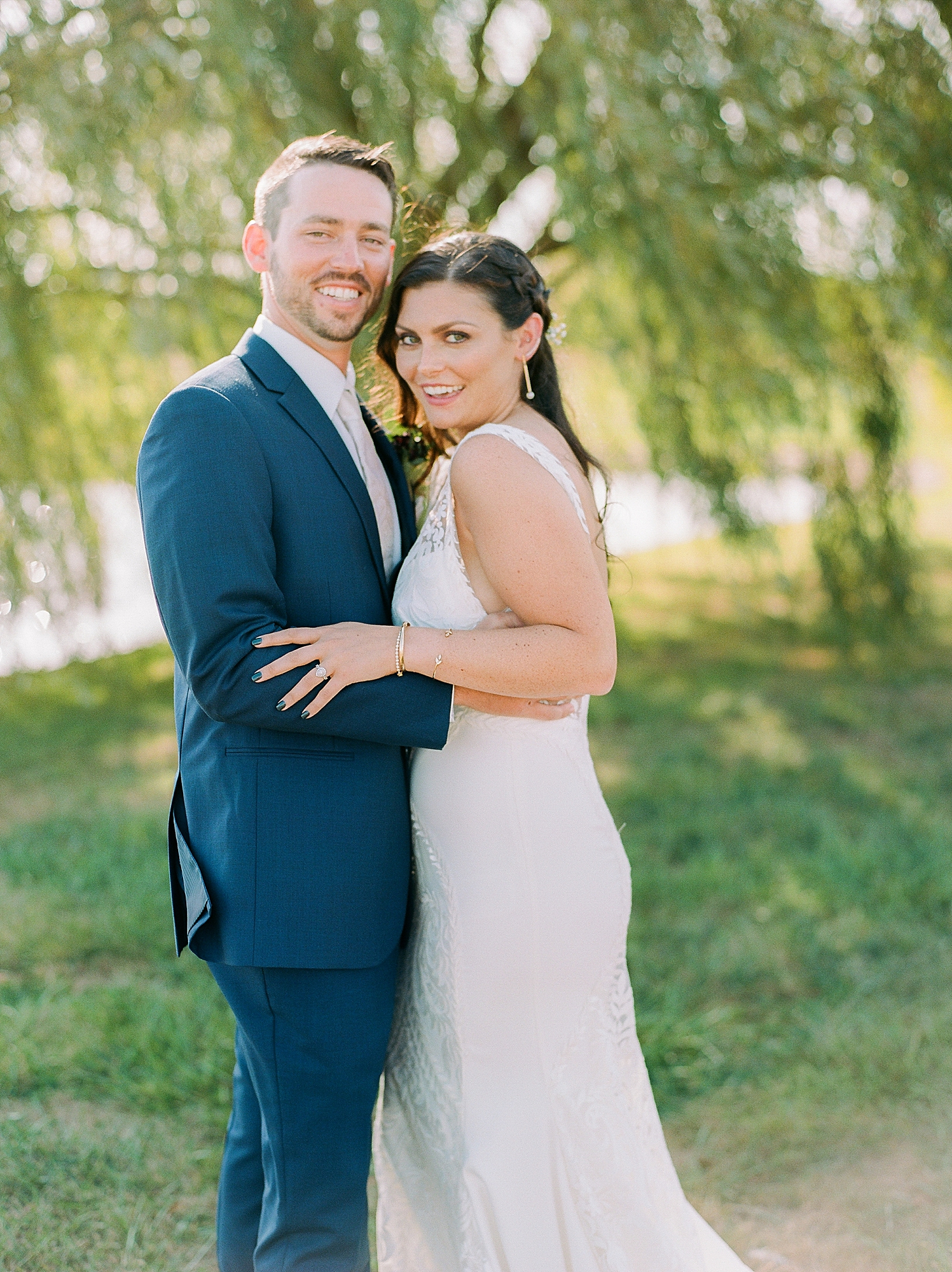 Linwood Country Club Film Wedding Photography by Magdalena Studios South Jersey Wedding Photographer 13