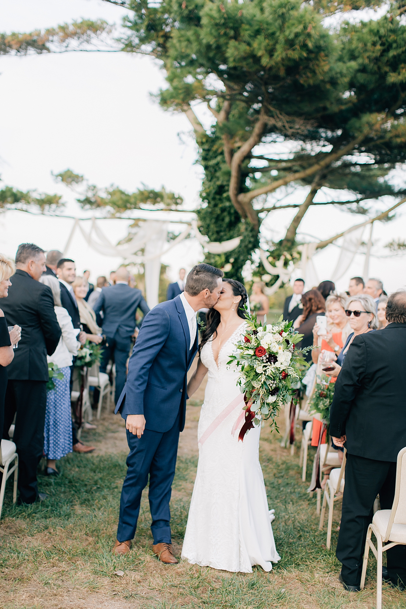Linwood Country Club Film Wedding Photography by Magdalena Studios South Jersey Wedding Photographer 20