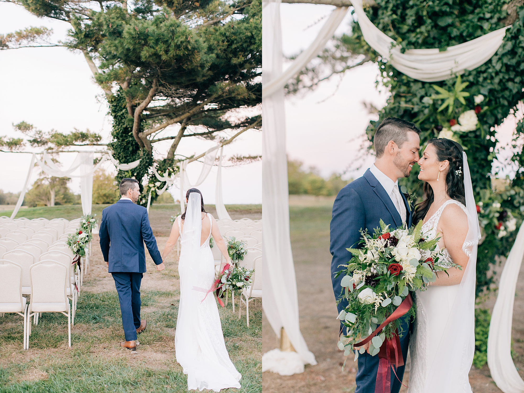 Linwood Country Club Film Wedding Photography by Magdalena Studios South Jersey Wedding Photographer 21