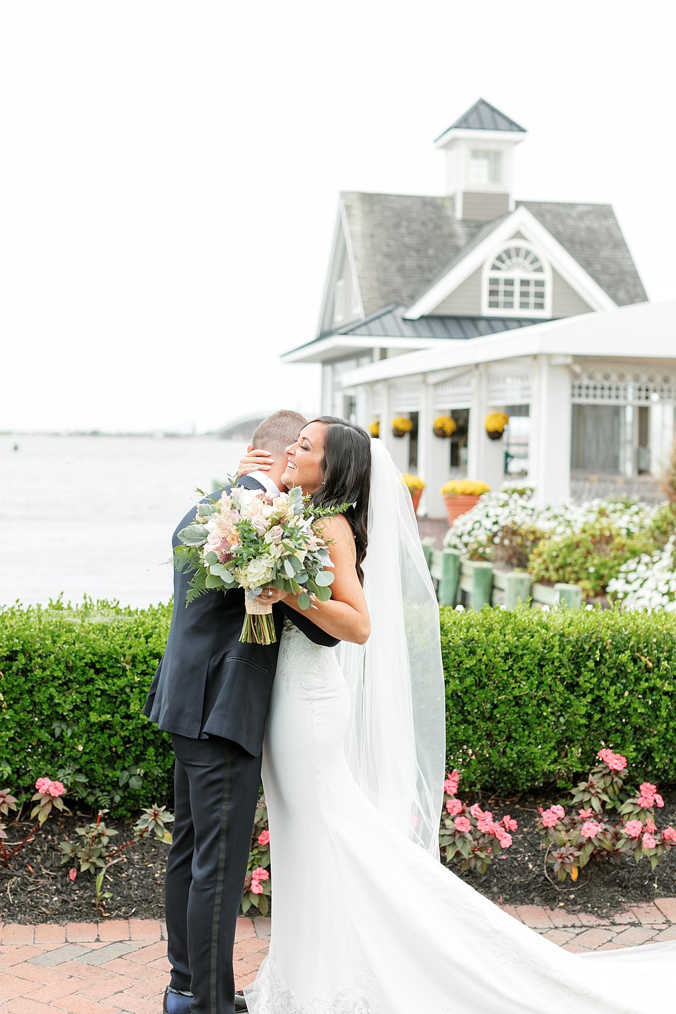 Mallard Island Yacht Club Film Wedding Photography by Magdalena Studios 0019