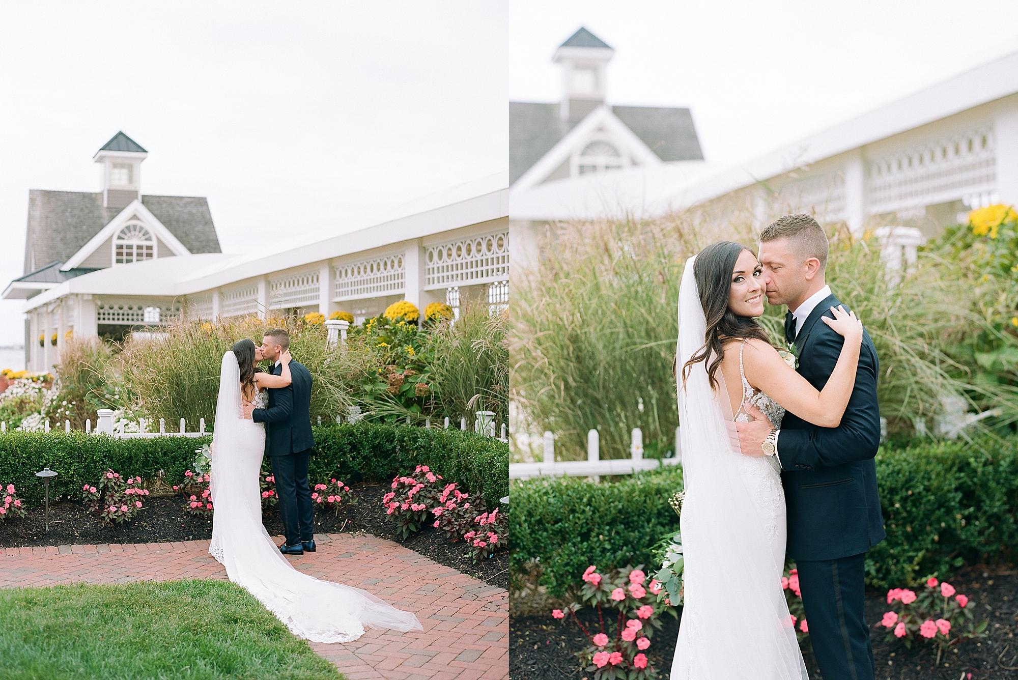 Mallard Island Yacht Club Film Wedding Photography by Magdalena Studios 0021