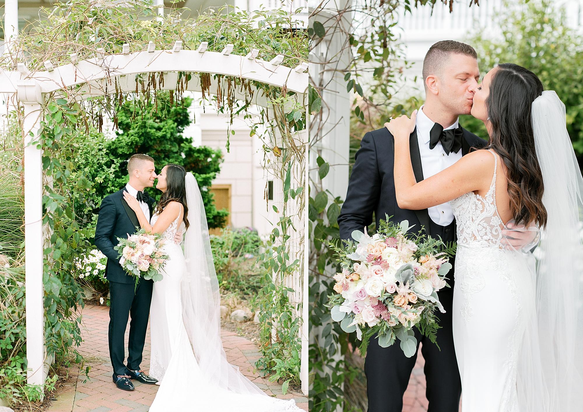 Mallard Island Yacht Club Film Wedding Photography by Magdalena Studios 0041