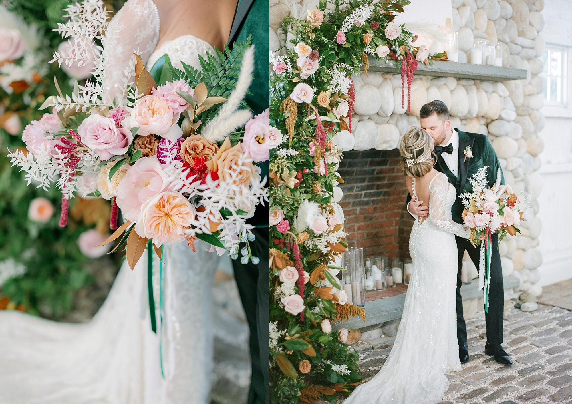 Bonnet Island Estate Film Wedding Photography by Magdalena Studios 0029