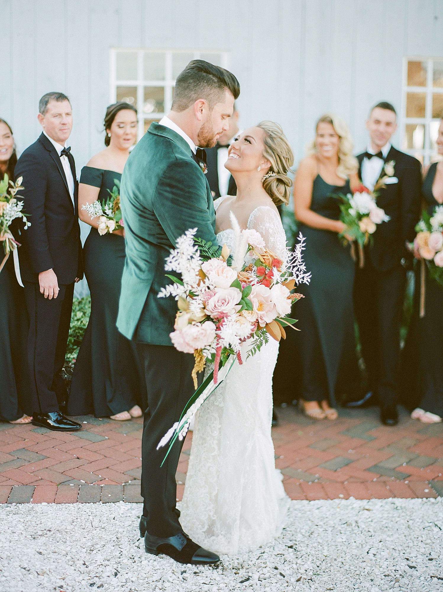 Bonnet Island Estate Film Wedding Photography by Magdalena Studios 0046
