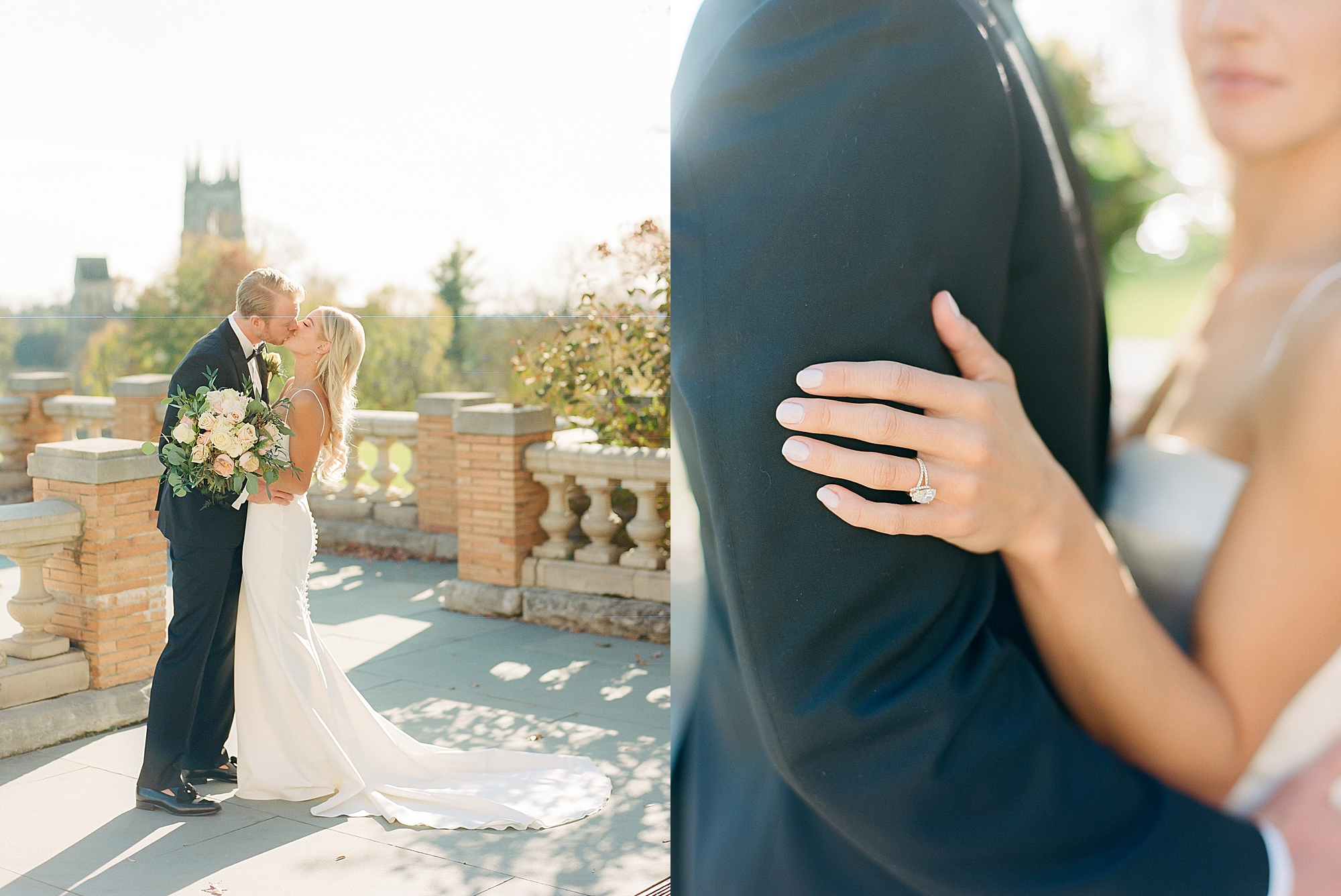 Film Wedding Photography at Cairnwood Estate by Magdalena Studios 0023