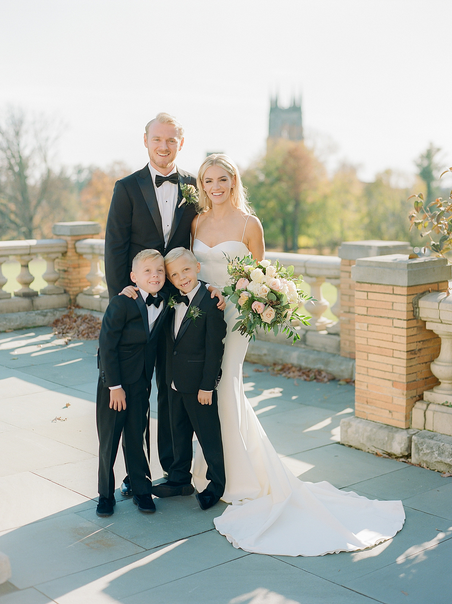 Film Wedding Photography at Cairnwood Estate by Magdalena Studios 0027