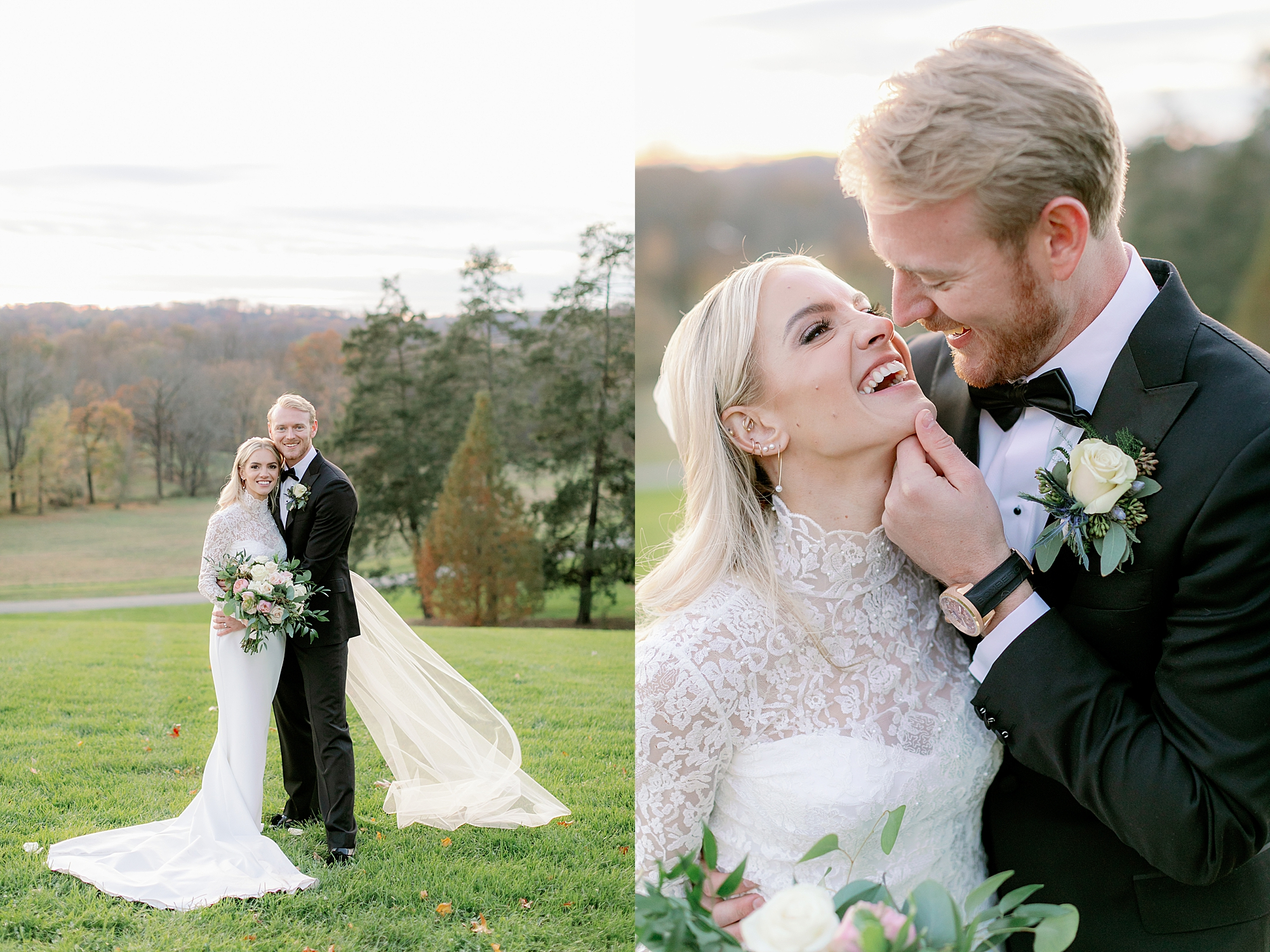 Film Wedding Photography at Cairnwood Estate by Magdalena Studios 0064