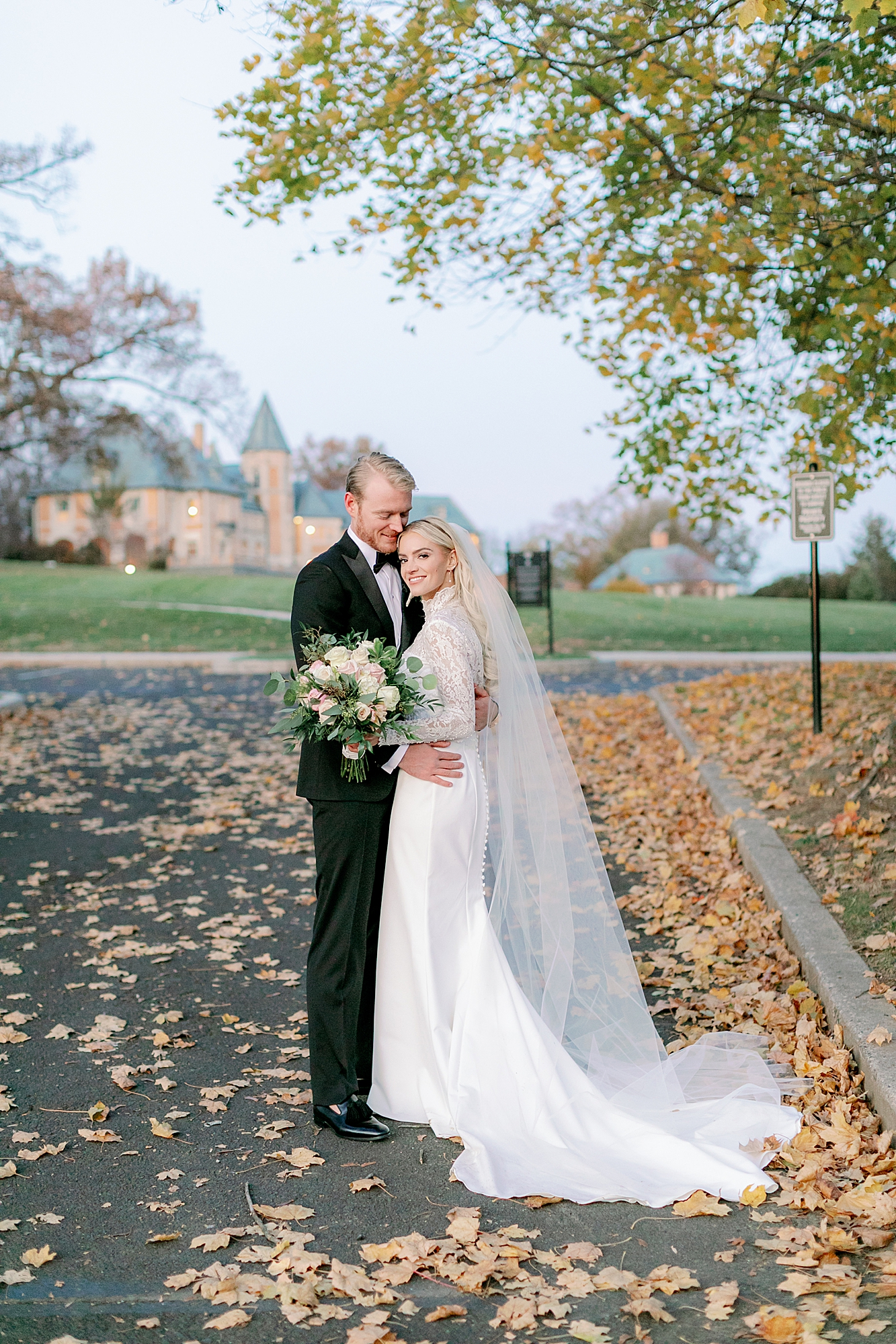 Film Wedding Photography at Cairnwood Estate by Magdalena Studios 0066