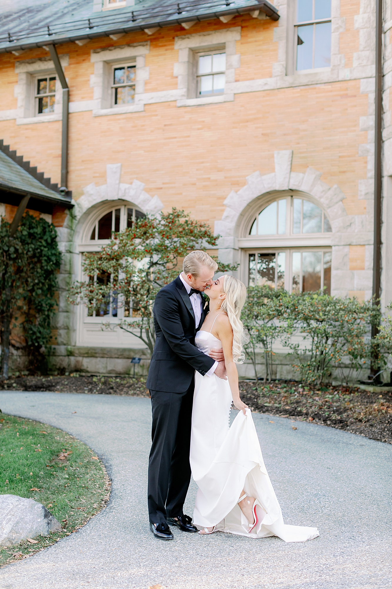 Film Wedding Photography at Cairnwood Estate by Magdalena Studios 0069