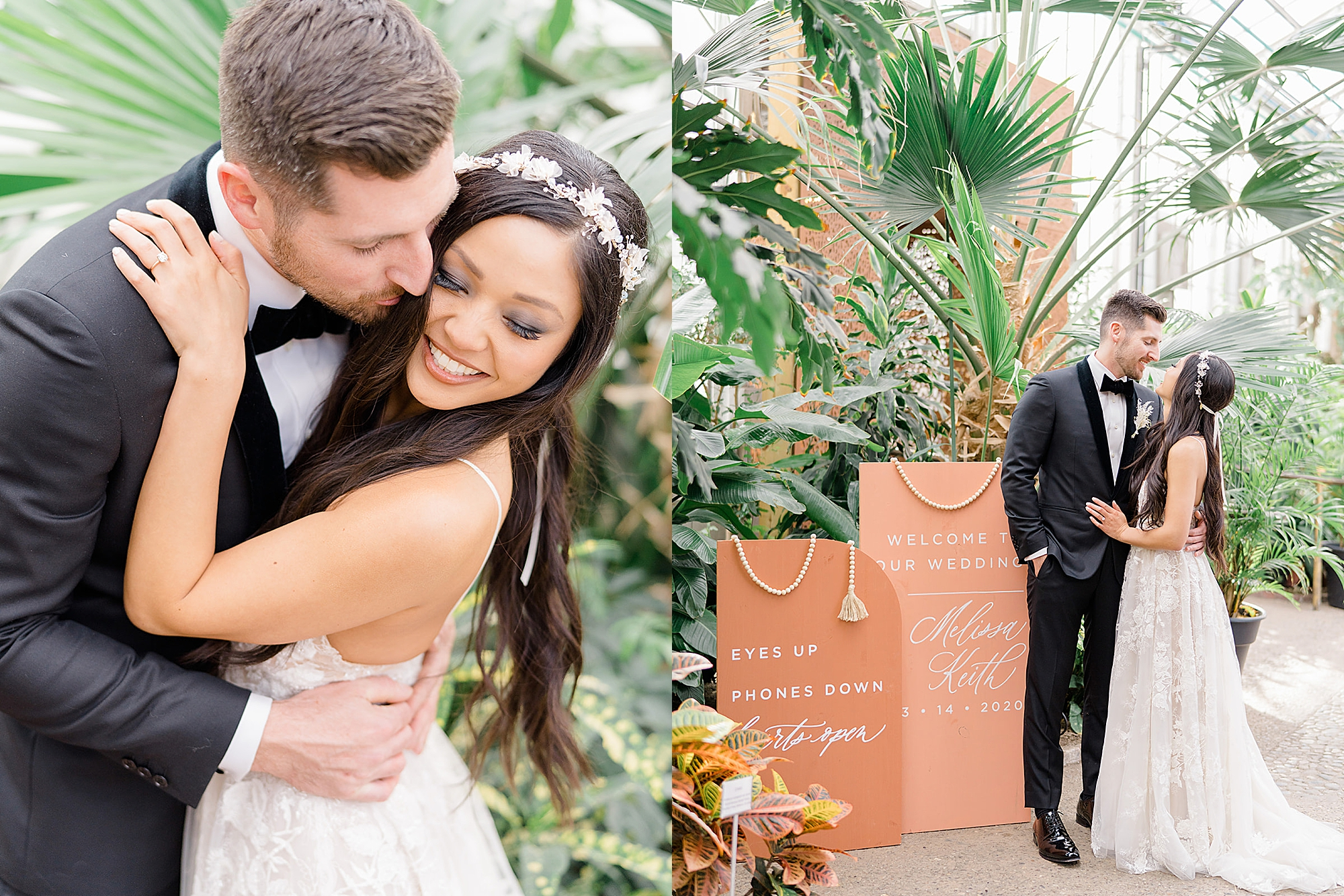 Fairmount Horticultural Center Film Wedding Photography by Magdalena Studios 0028