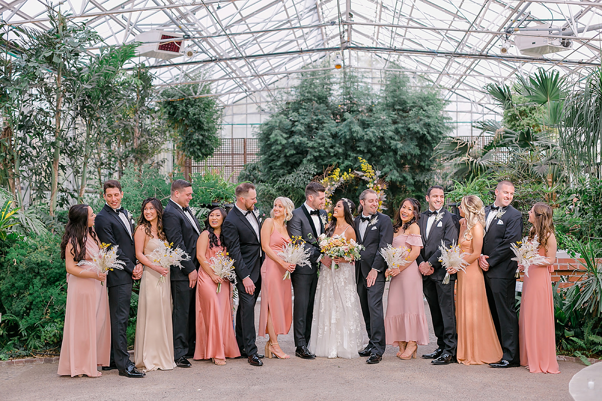 Fairmount Horticultural Center Film Wedding Photography by Magdalena Studios 0035