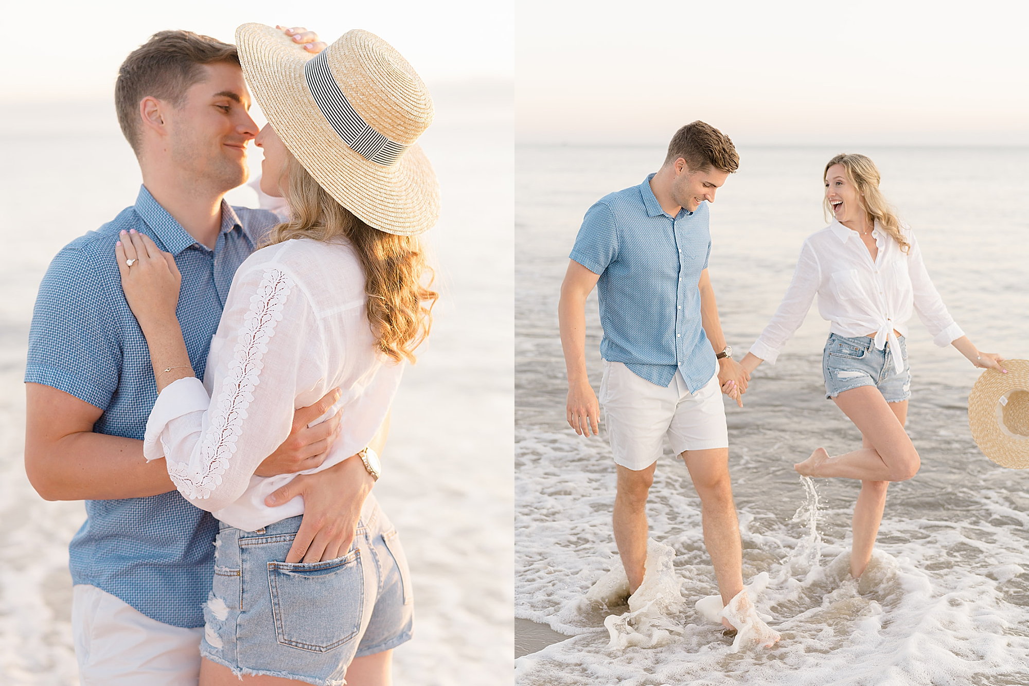 Cape May NJ Engagement Photography by Magdalena Studios 0016