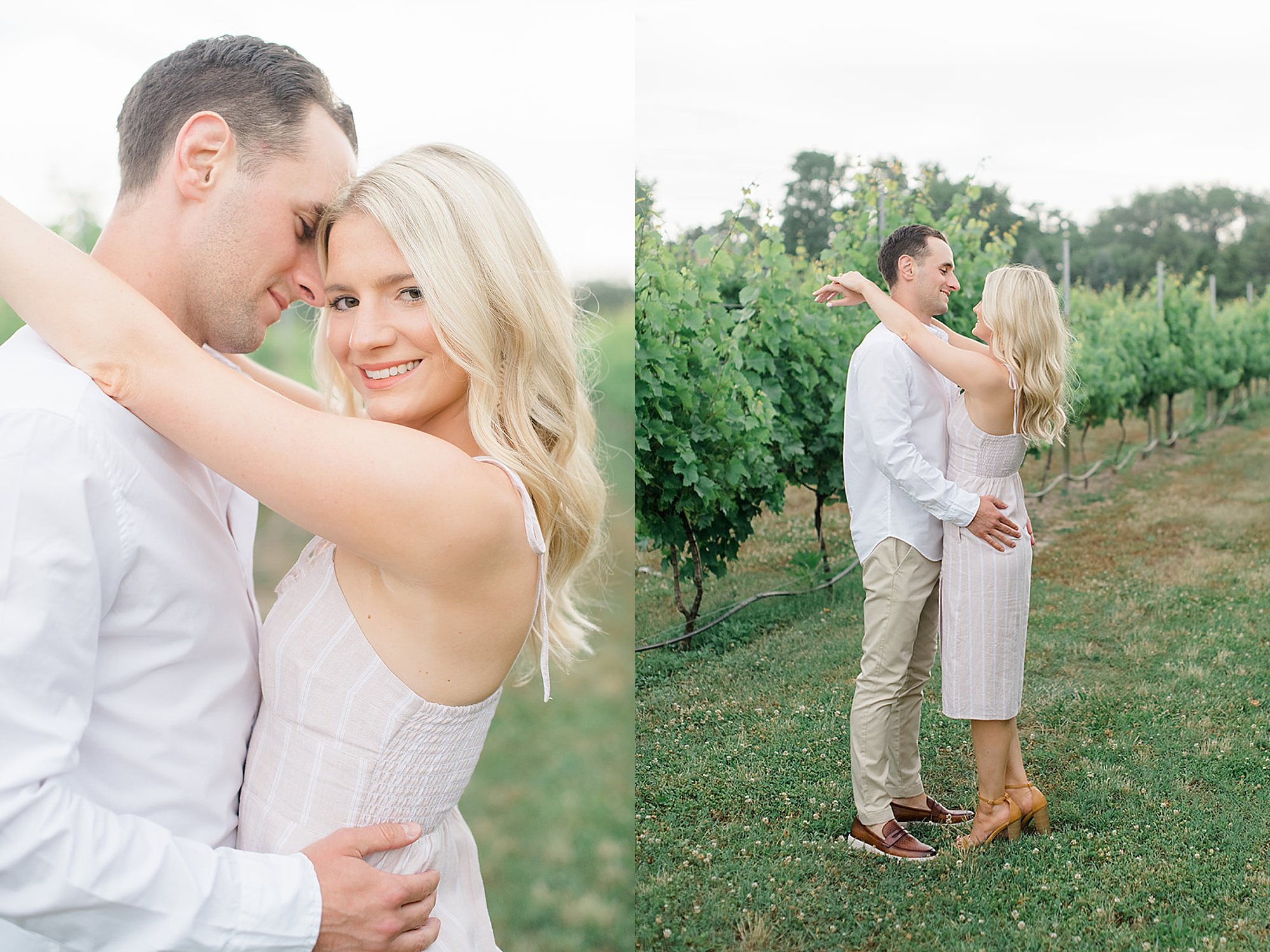 Cape May Winery New Jersey Engagement Photography by Magdalena Studios 0002