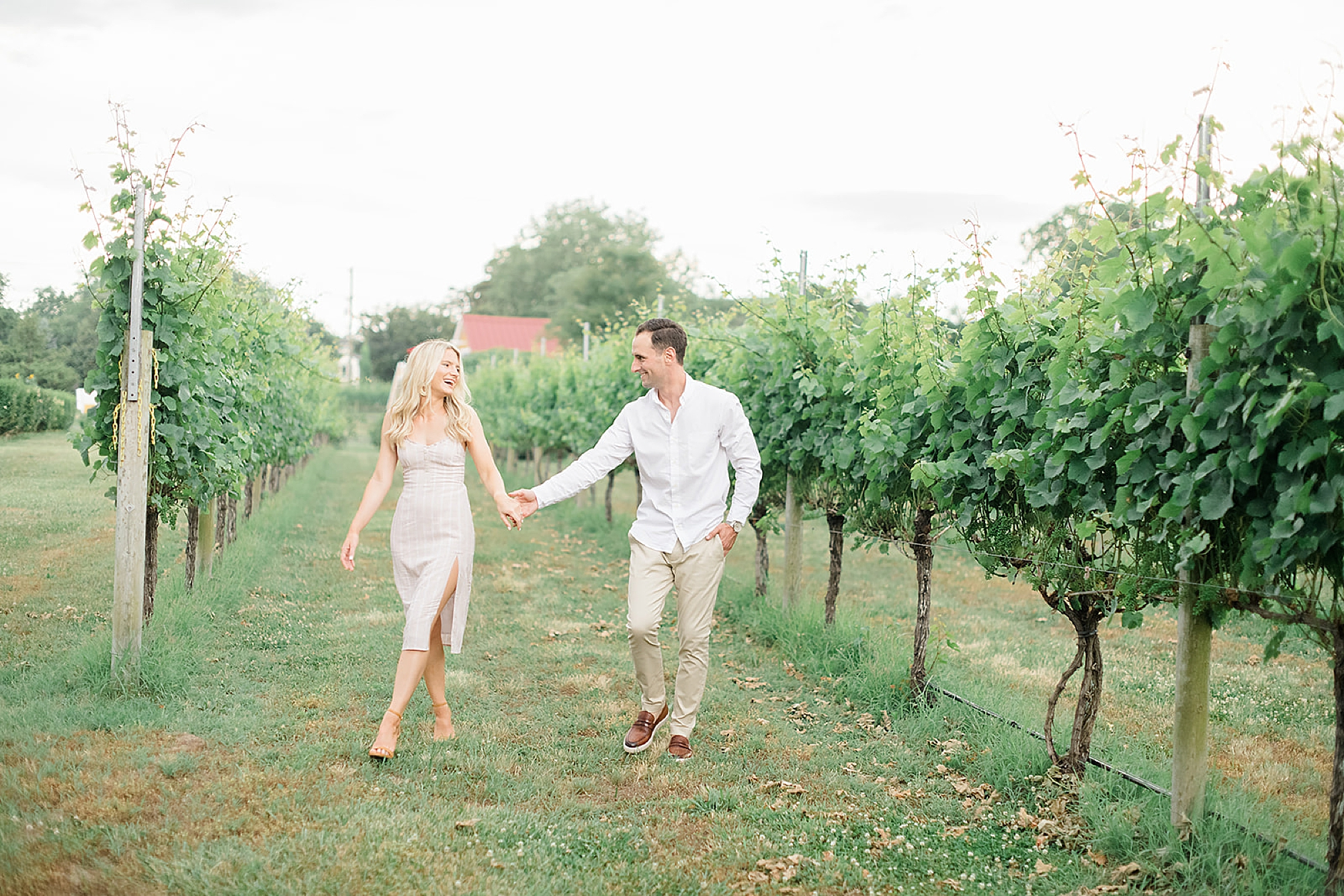 Cape May Winery New Jersey Engagement Photography by Magdalena Studios 0007