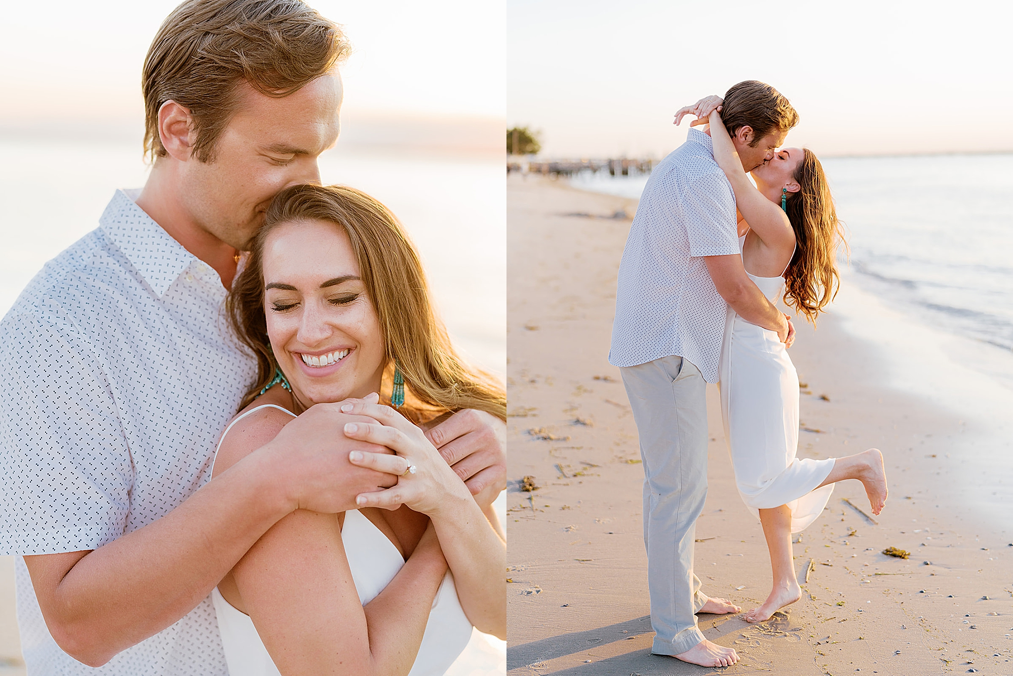 Ocean City NJ Engagement Photography by Magdalena Studios 0006