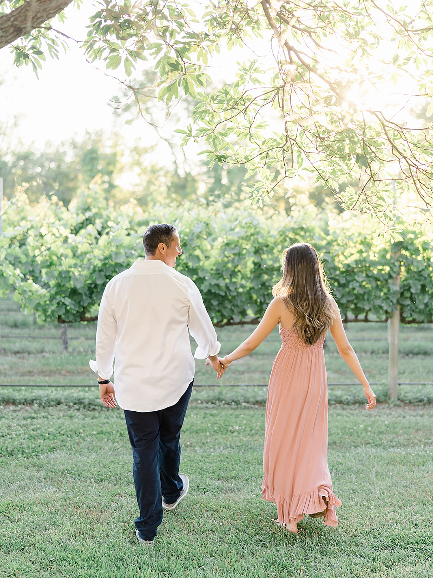 Willow Creek Winery New Jersey Engagement Photography by Magdalena Studios 0008