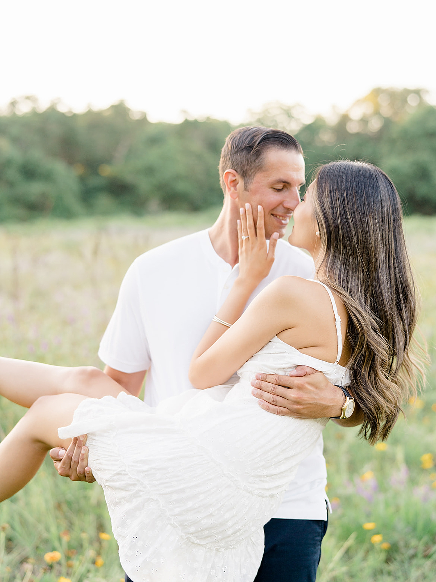 Willow Creek Winery New Jersey Engagement Photography by Magdalena Studios 0014