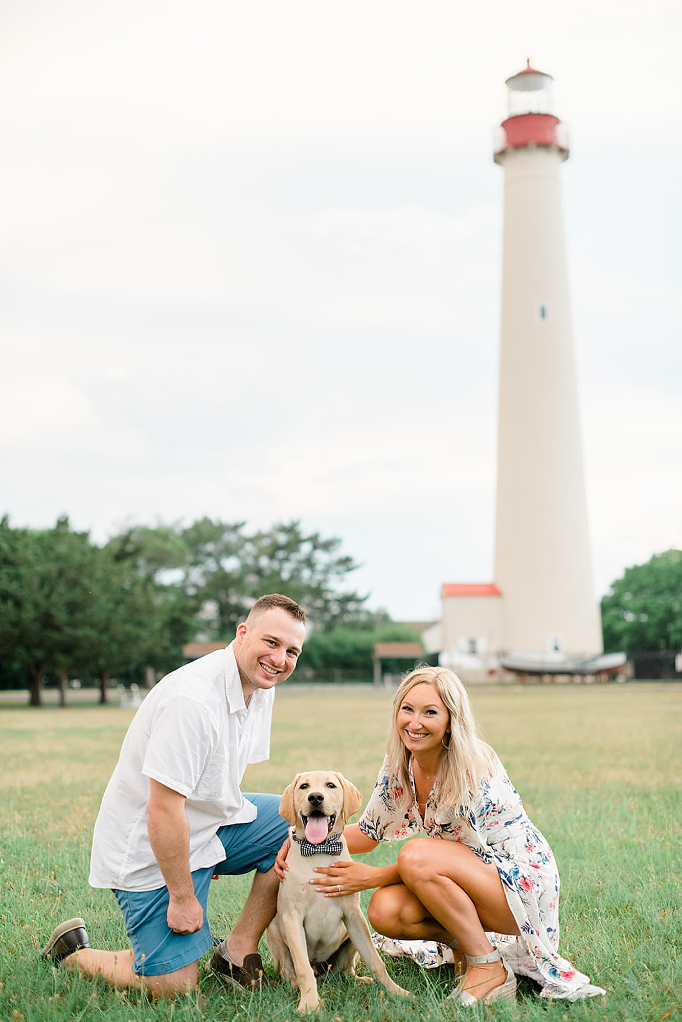Willow Creek Winery New Jersey Engagement Photography with Dog by Magdalena Studios 0020
