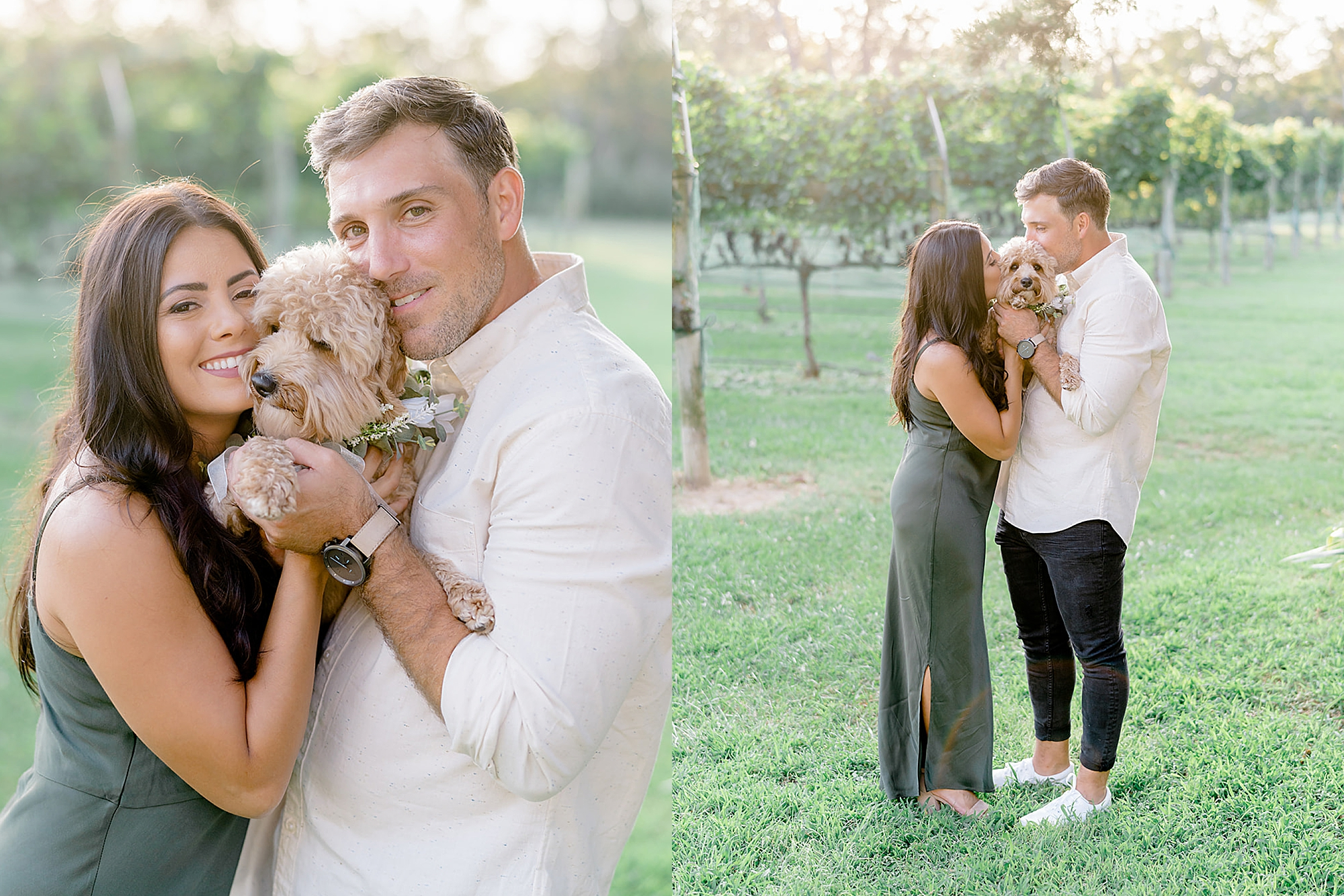 Cape May Winery Engagement Photography by Magdalena Studios 0014