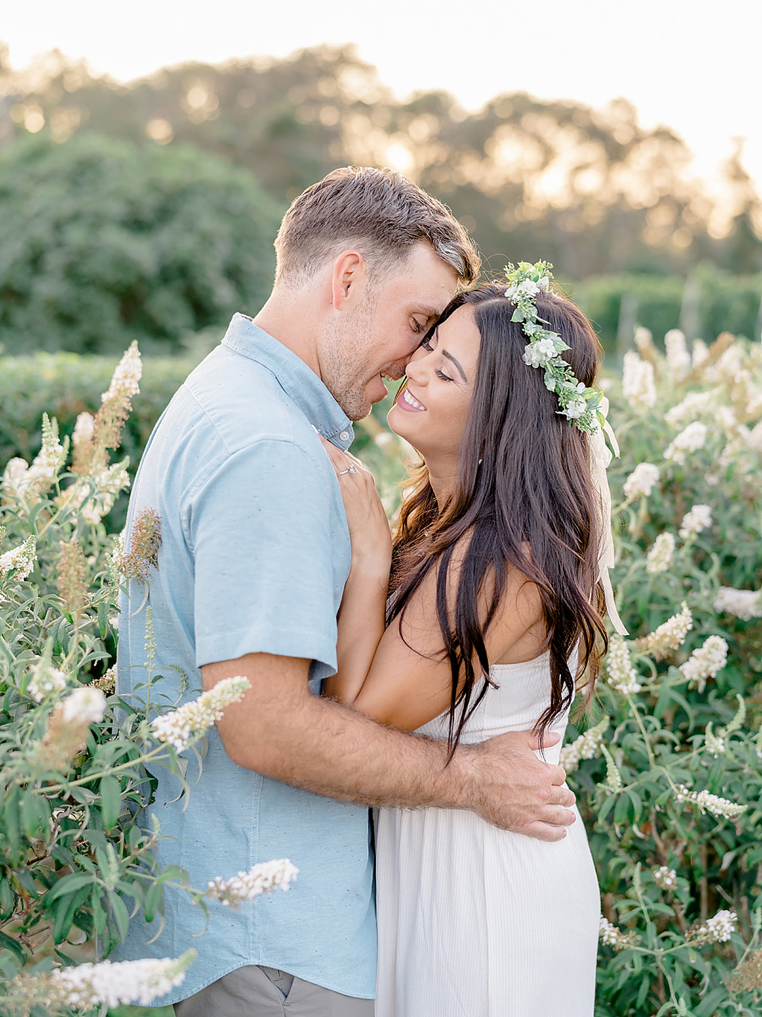 Cape May Winery Engagement Photography by Magdalena Studios 0019