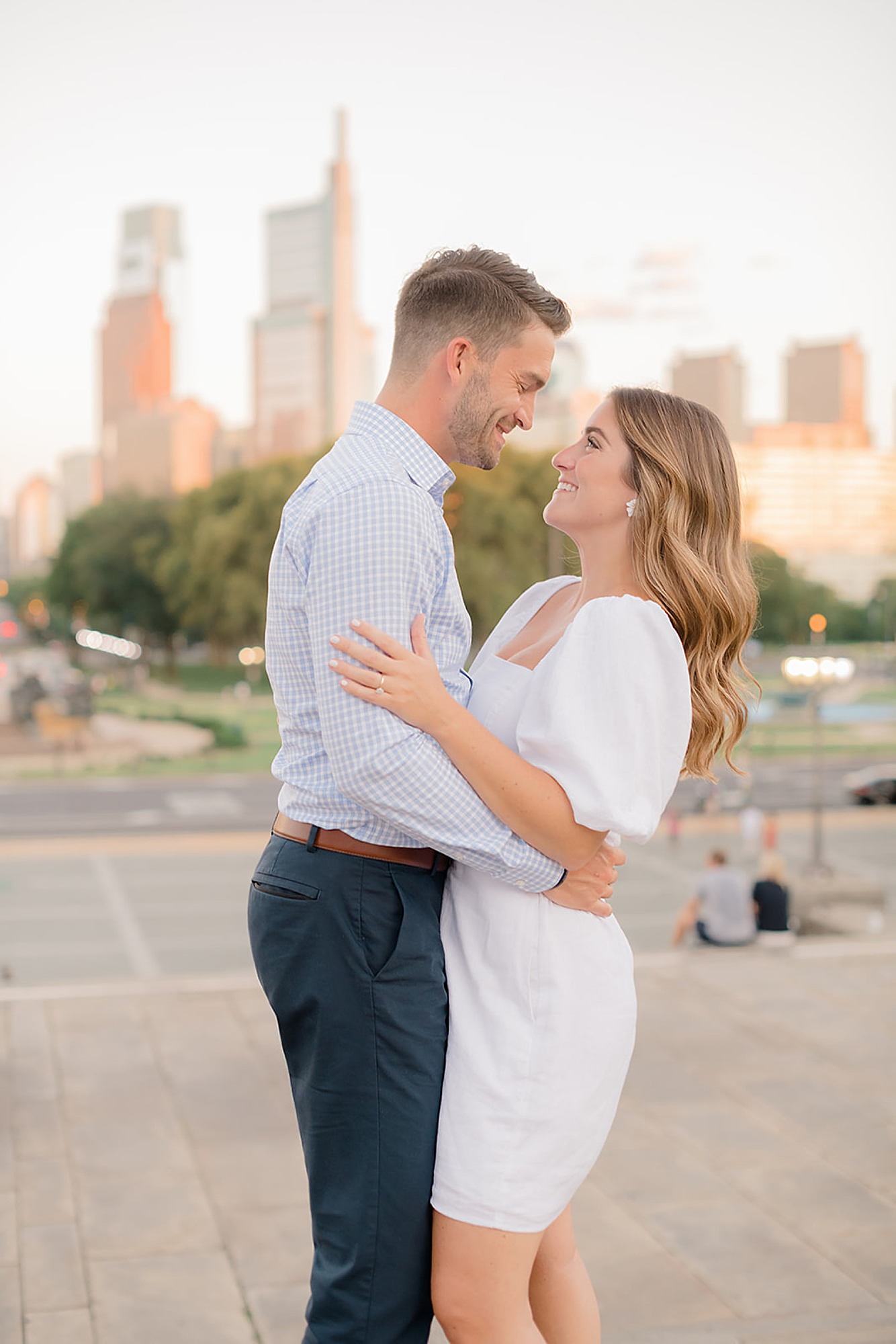 Philadelphia PA Engagement Photography by Magdalena Studios 0013
