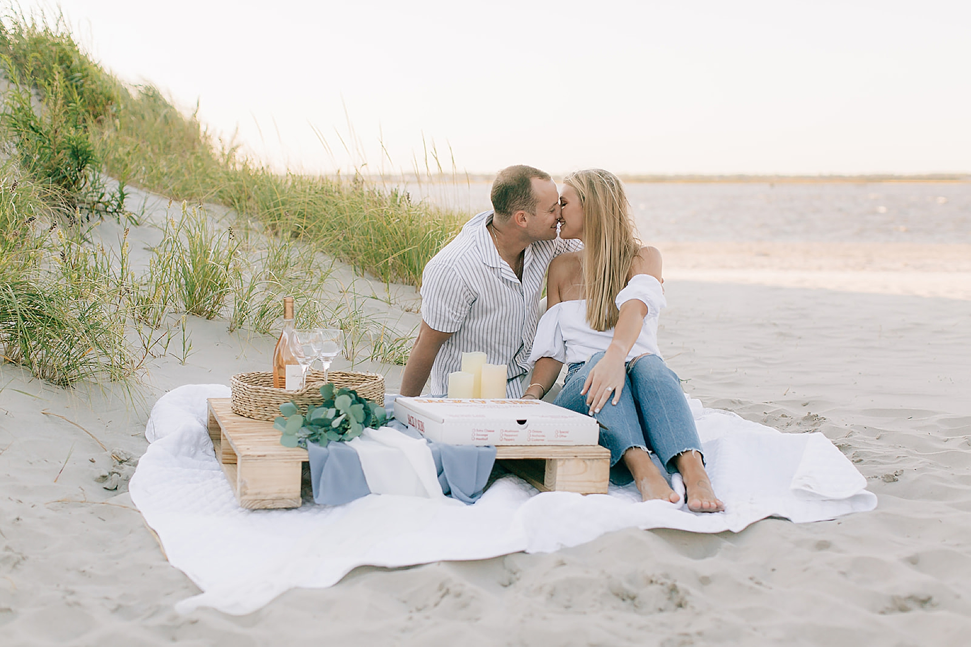 Ocean City Engagement Photography by Magdalena Studios 0009
