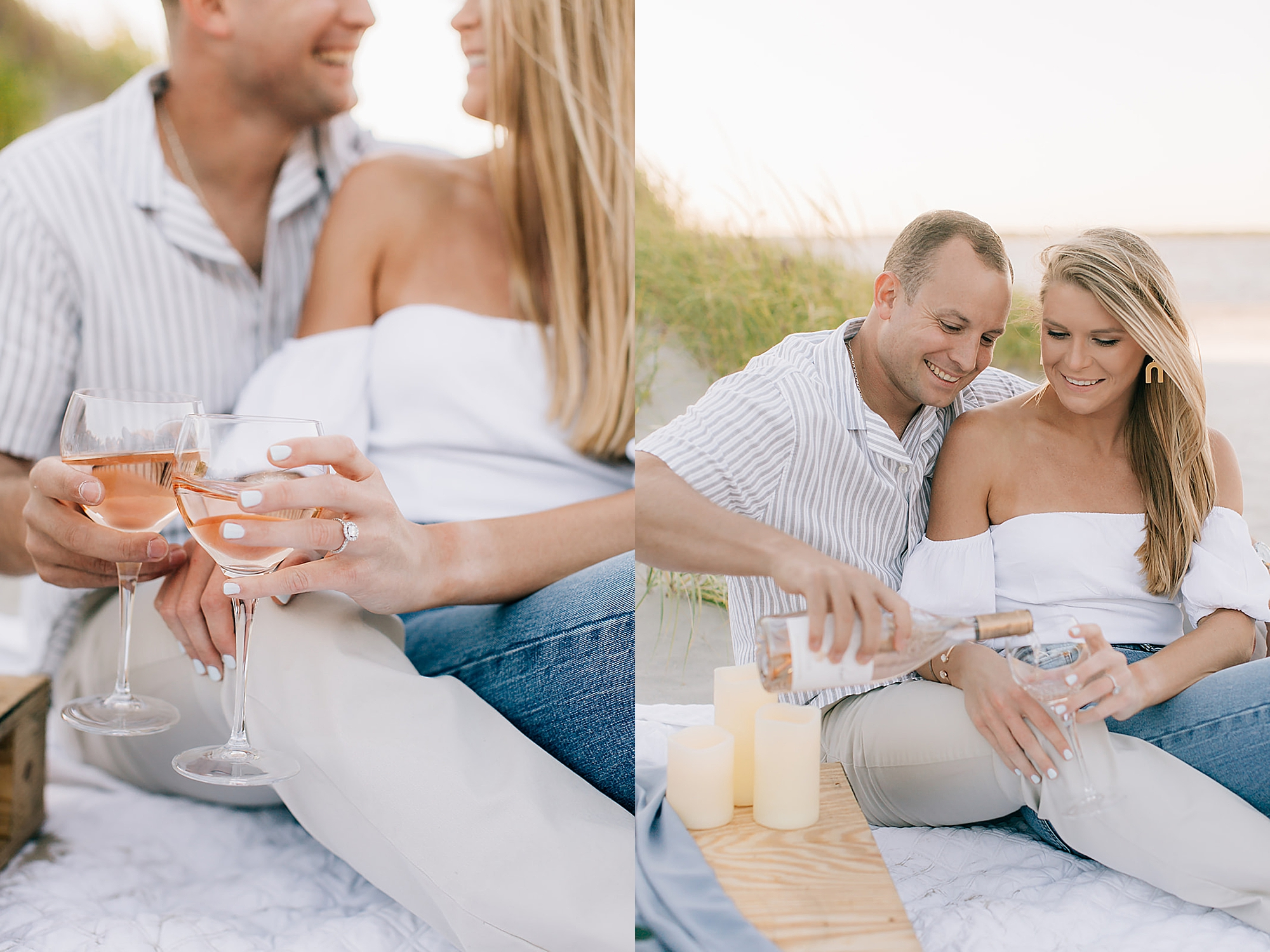 Ocean City Engagement Photography by Magdalena Studios 0010