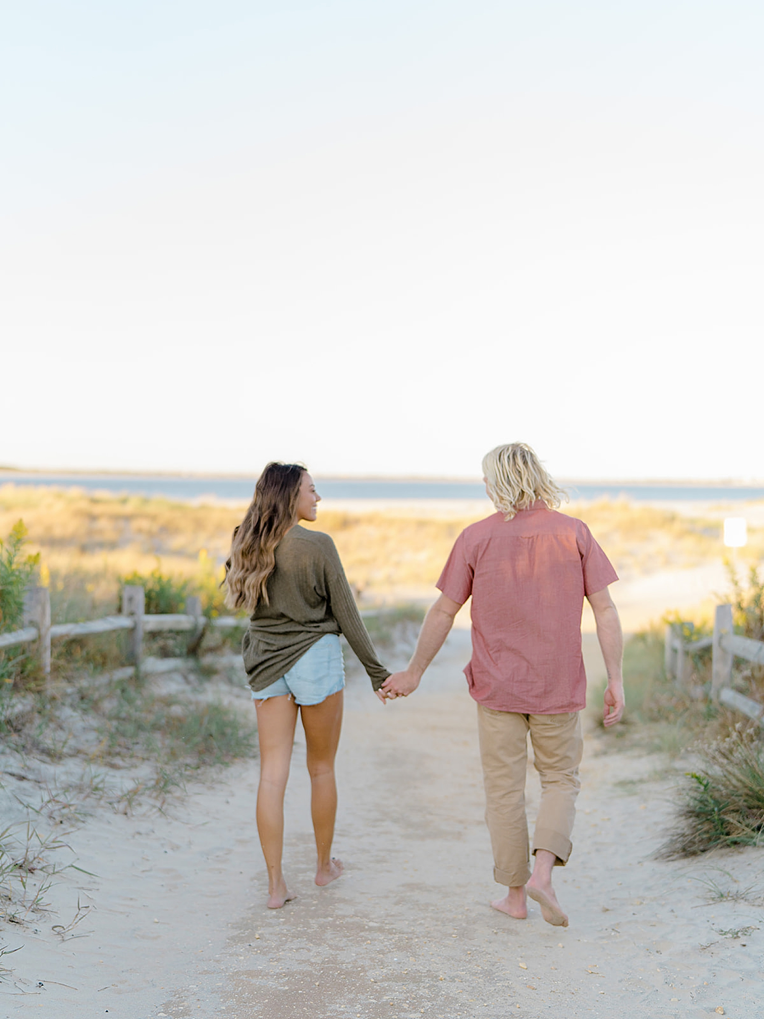 Ocean City Engagement Photography by Magdalena Studios 0001