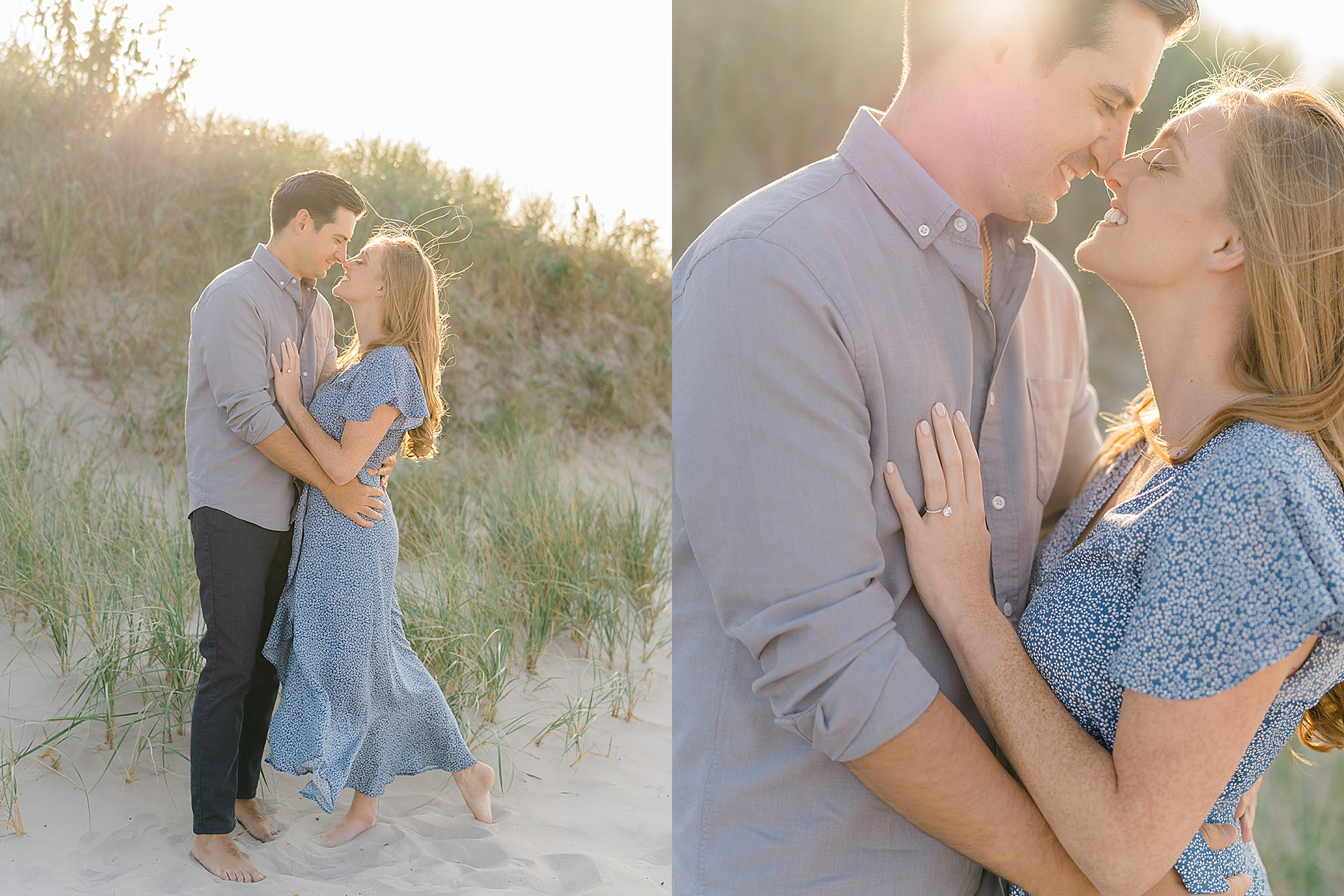 Ocean City NJ Engagement Photography by Magdalena Studios 0002