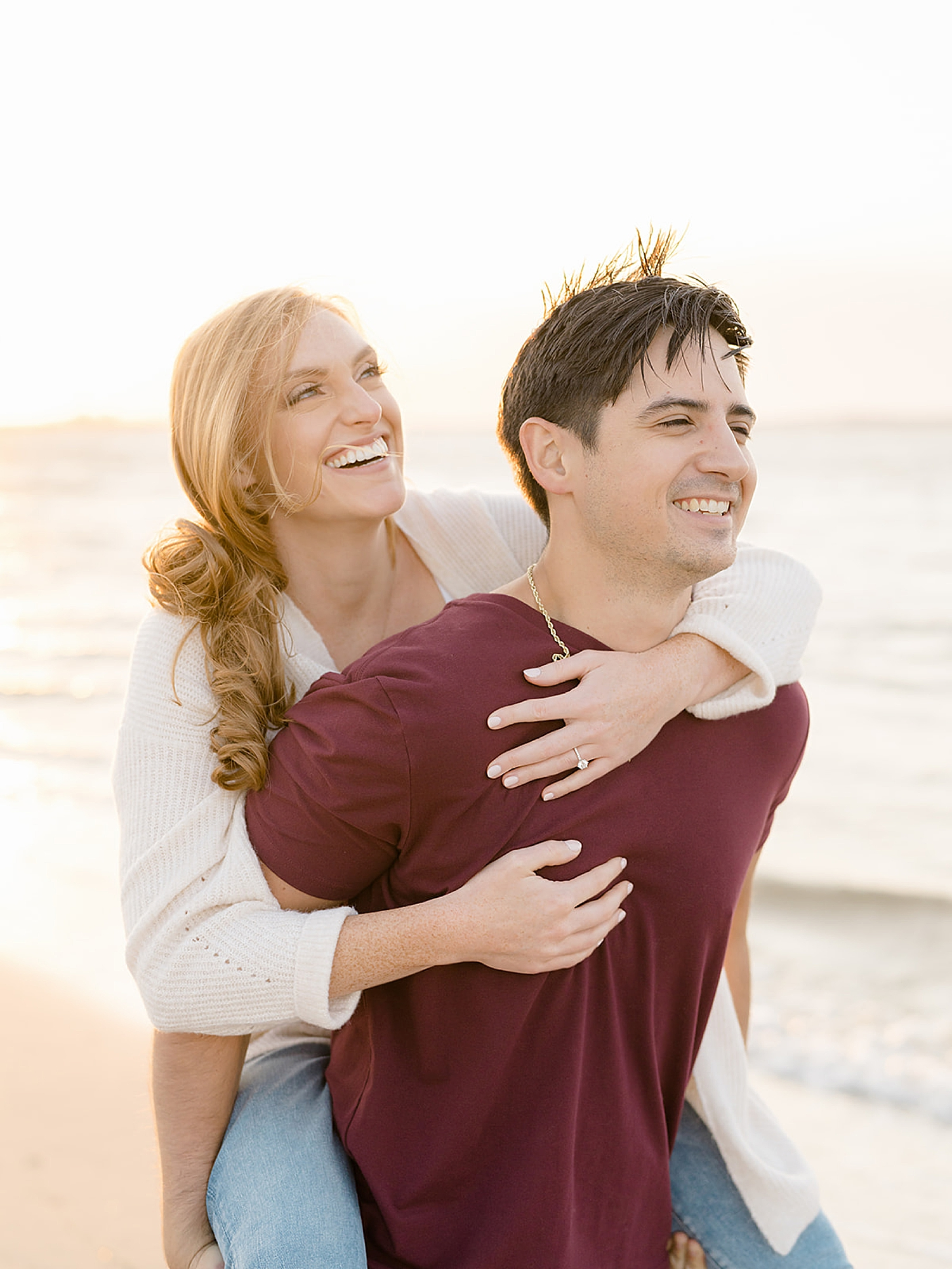Ocean City NJ Engagement Photography by Magdalena Studios 0027