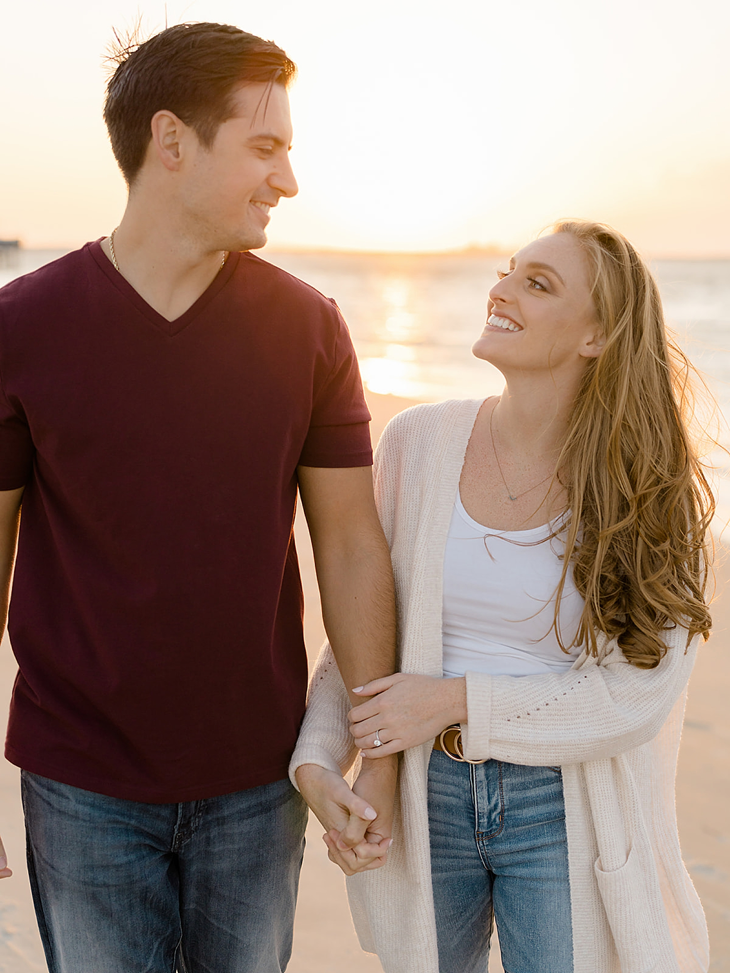 Ocean City NJ Engagement Photography by Magdalena Studios 0028