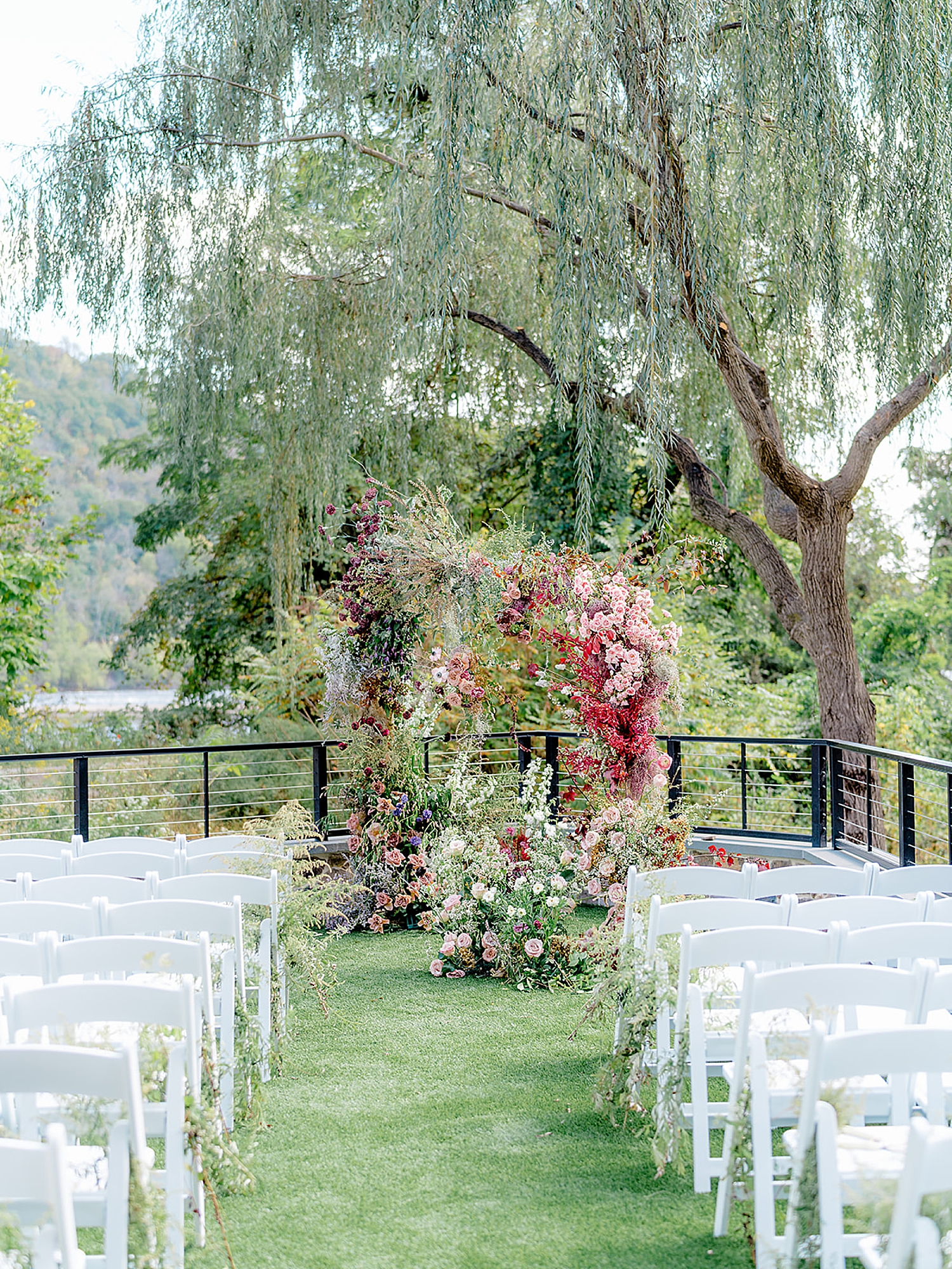 The River House at Odettes Wedding Photography by Magdalena Studios 0011