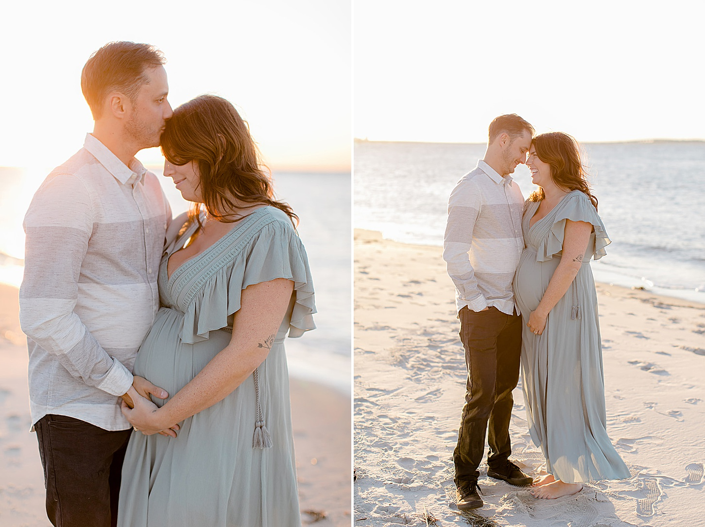 Ocean City NJ Maternity Portrait Photography by Magdalena Studios 0009