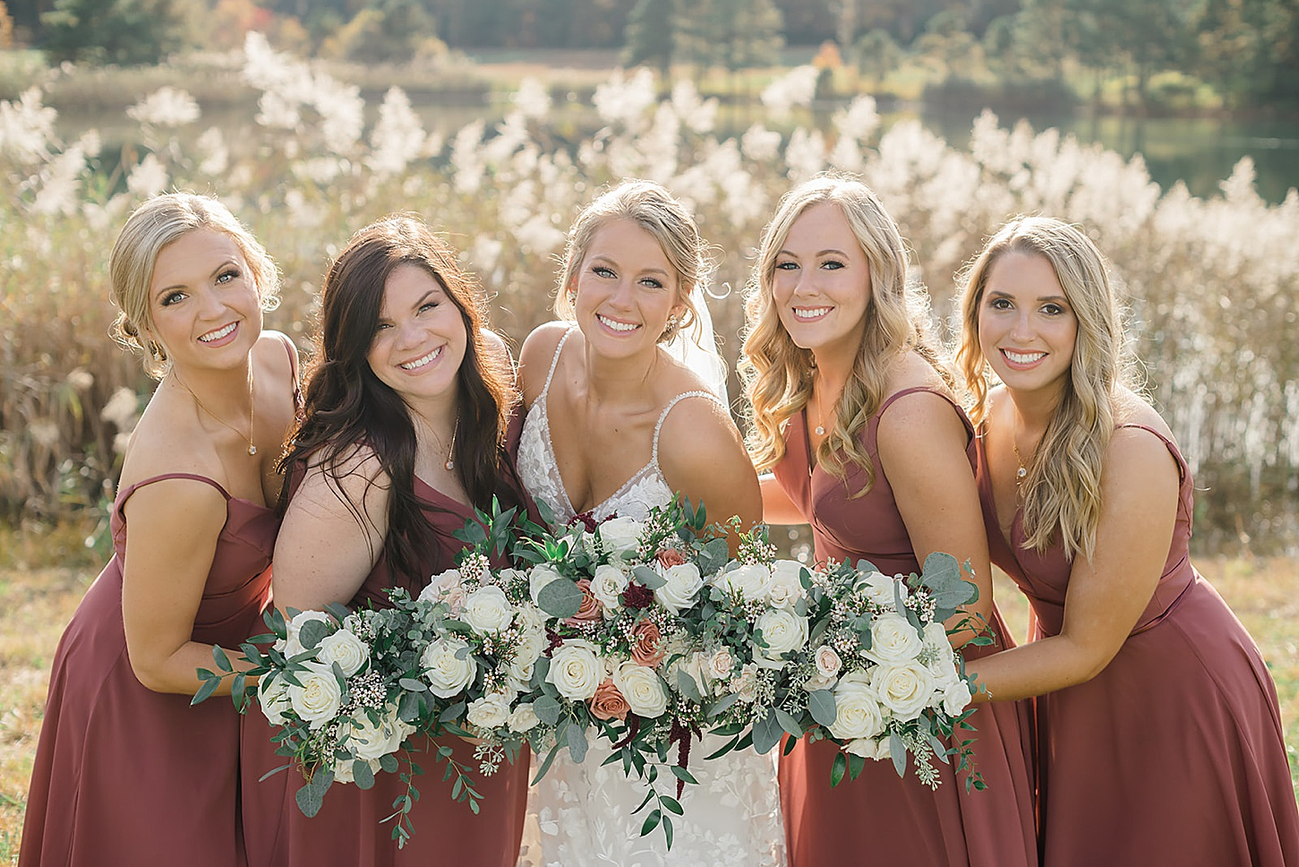The Grove at Centerton Wedding Photography by Magdalena Studios 0014